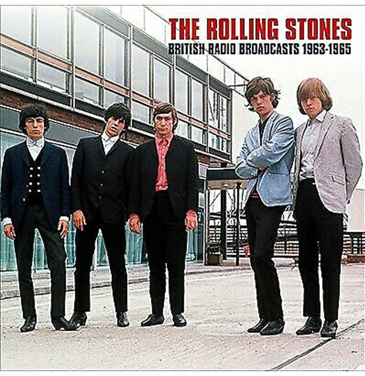 Fiftiesstore The Rolling Stones - British Radio Broadcast 1963-1965 LP