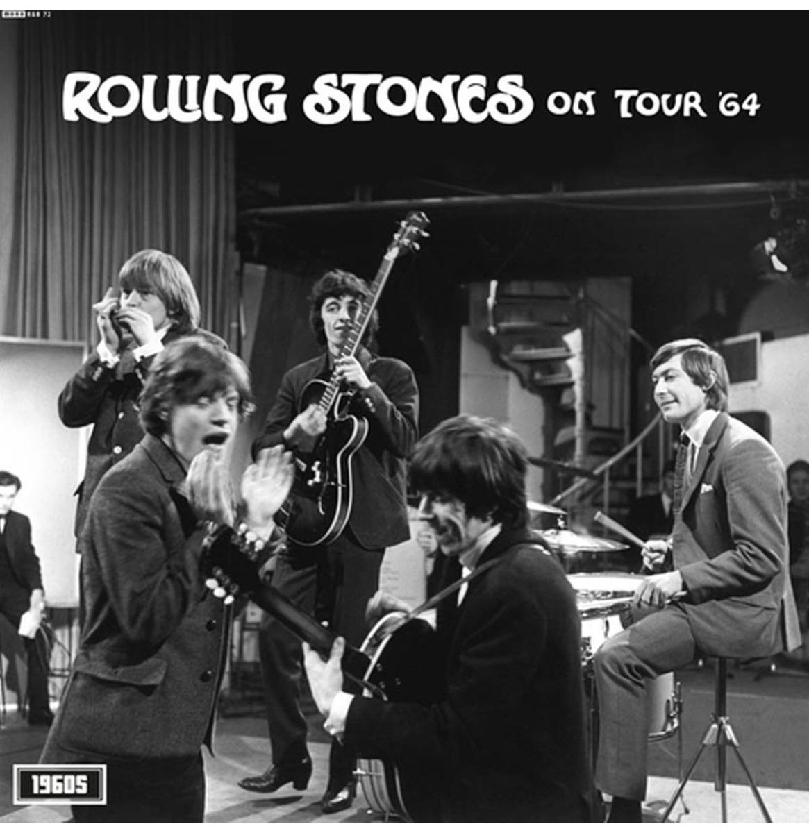 The Rolling Stones - Let The Airwaves Flow 6: On Tour '64