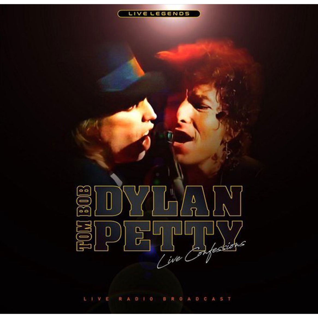 Bob Dylan & Tom Petty - Live Confessions (Oranje Vinyl) LP
