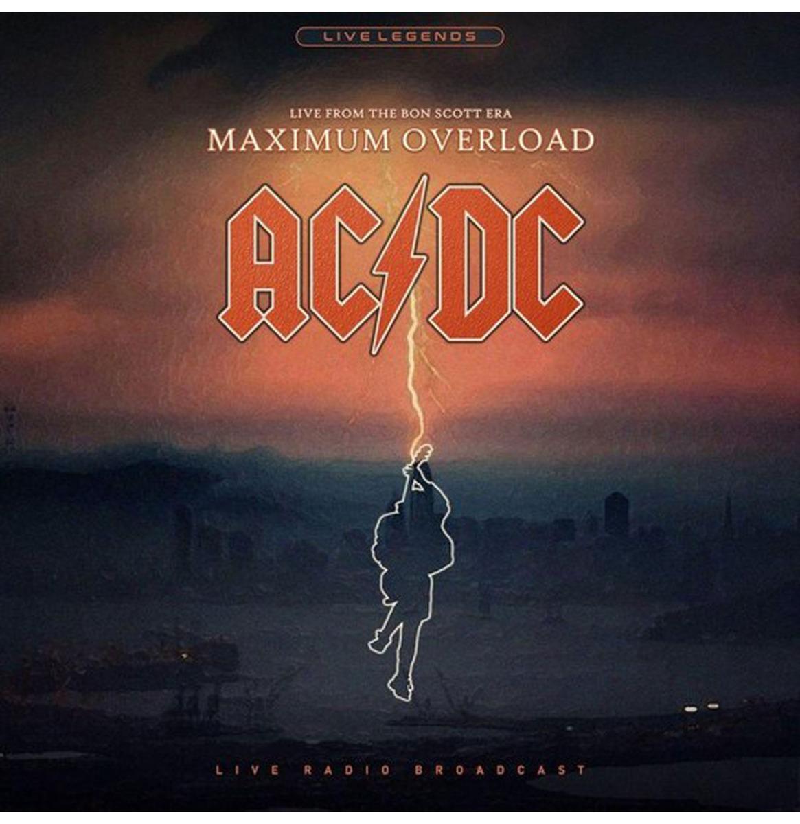 AC/DC - Maximum Overload (Rood Vinyl) LP