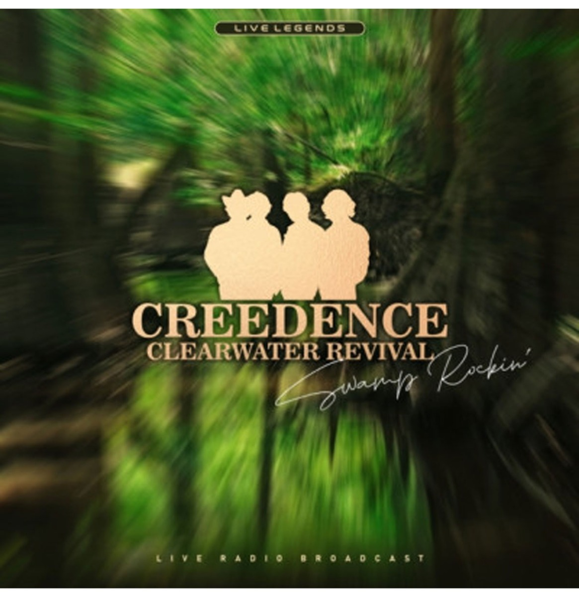 Creedence Clearwater Revival - Swamp Rockin` (Groen Vinyl) LP
