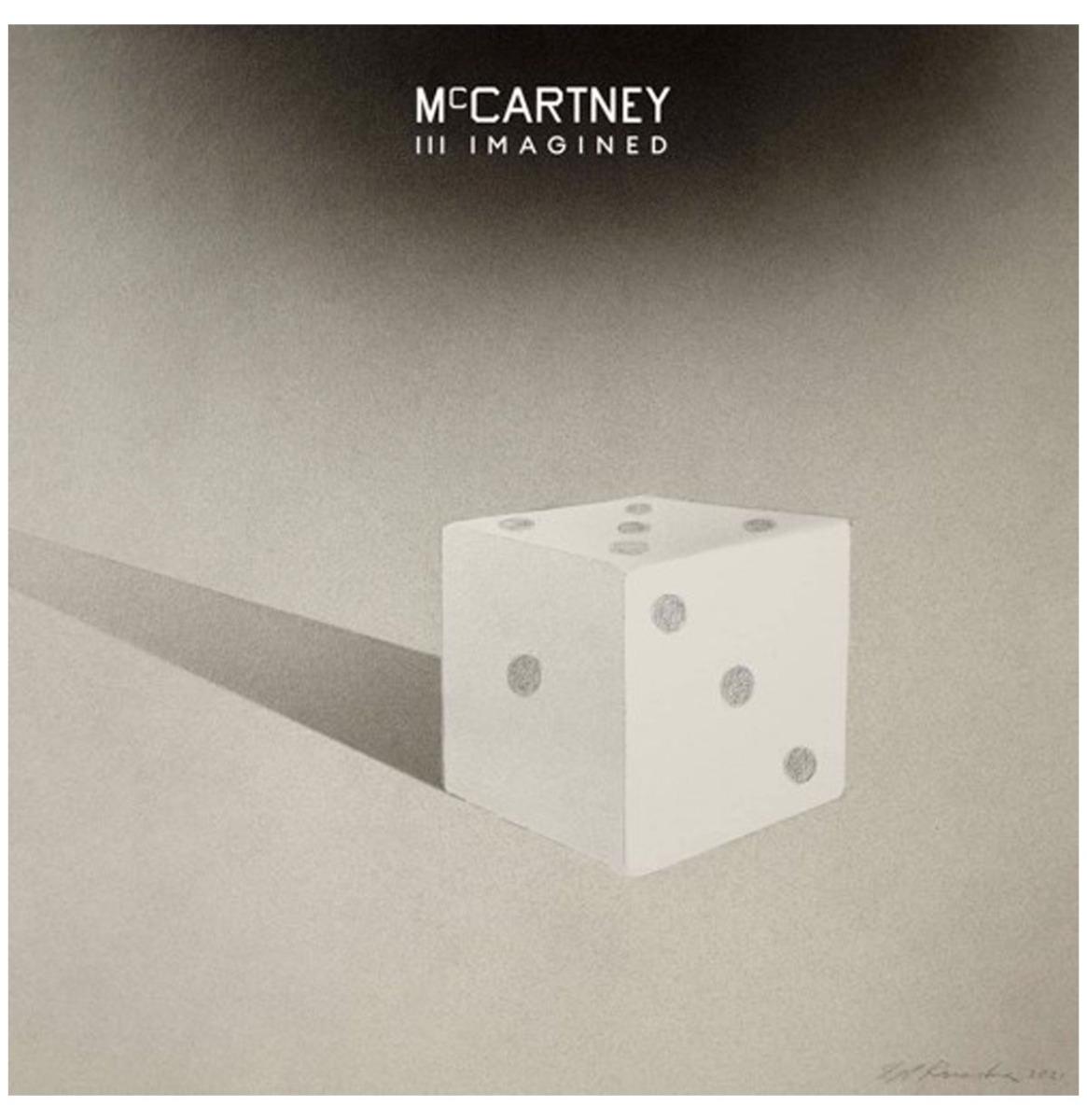 Paul McCartney - III Imagined ( Gekleurd Vinyl ) ( Indie Only ) 2LP
