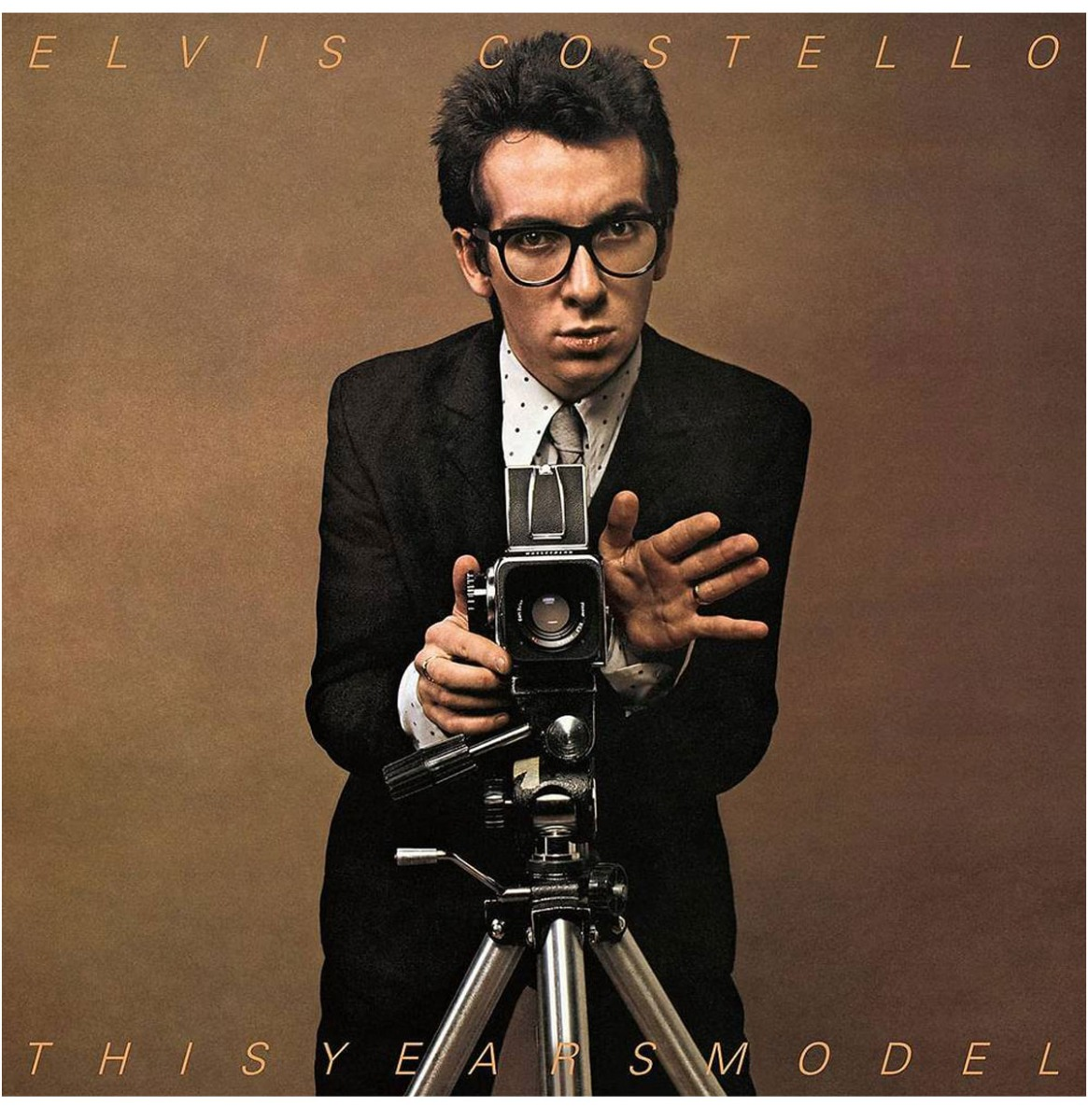 Elvis Costello & The Attractions - This Years Model LP