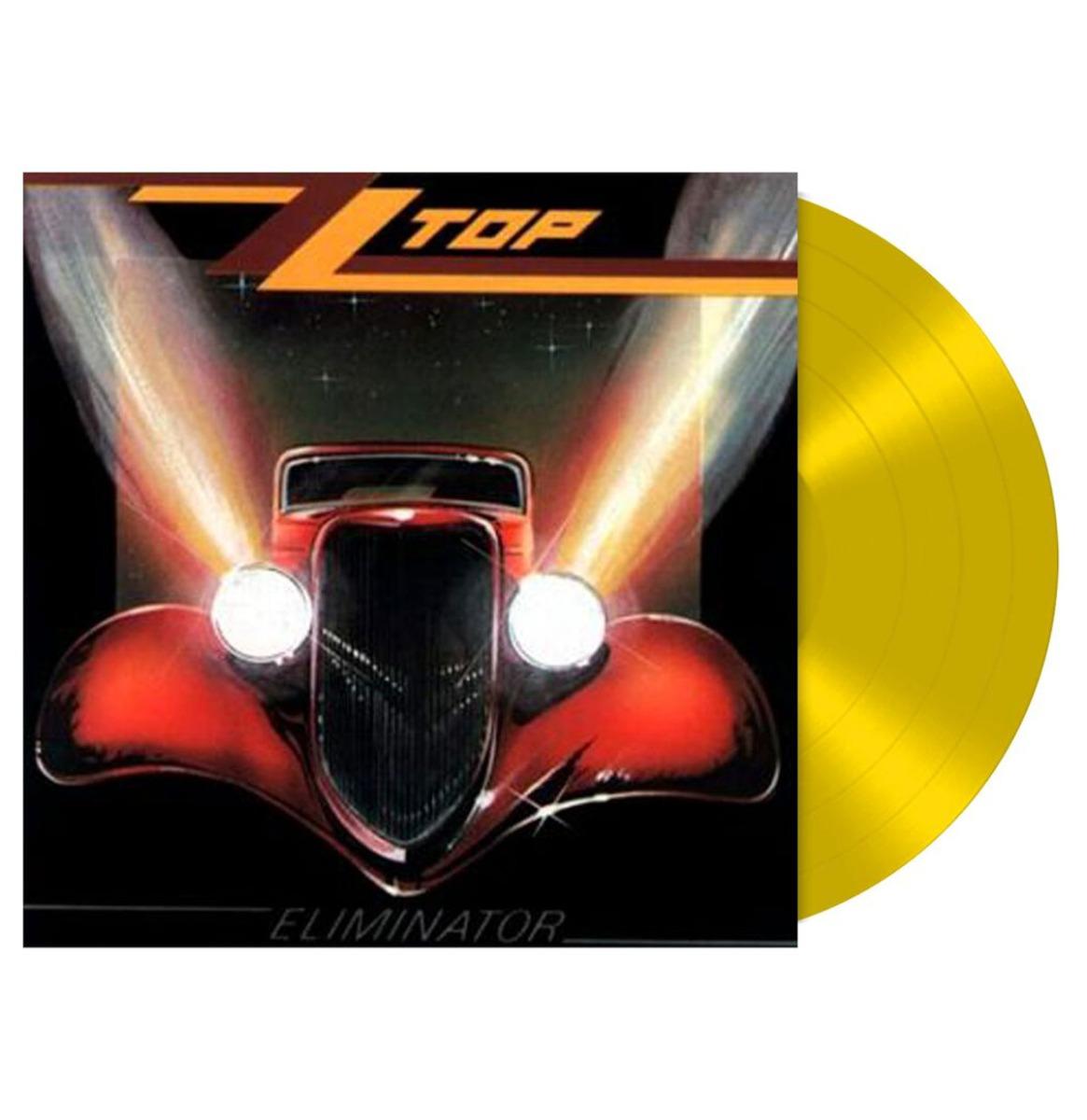 ZZ Top - Elminator LP - Beperkte Oplage