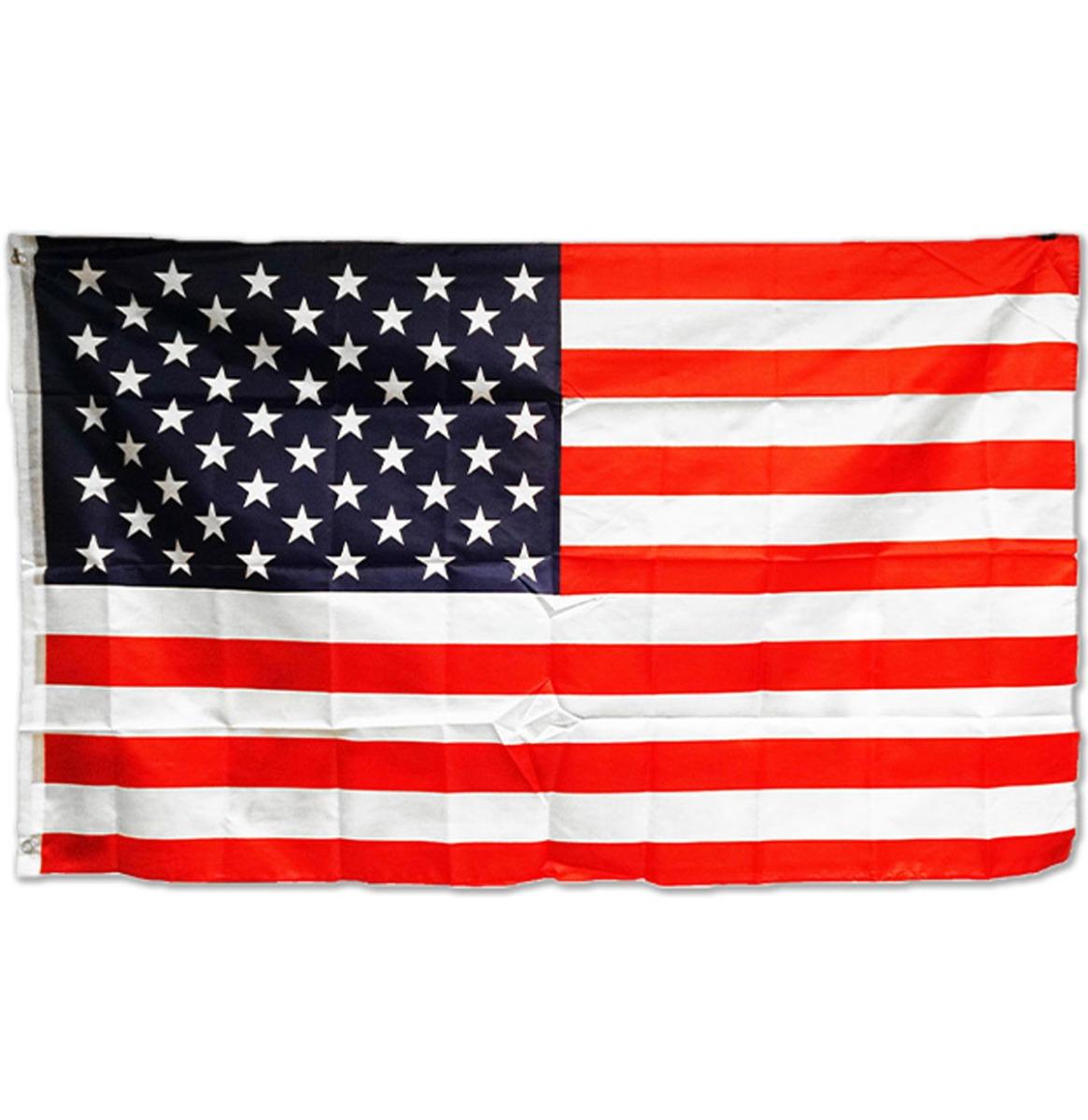 Amerikaanse Vlag - 91,5 x 152,5 cm