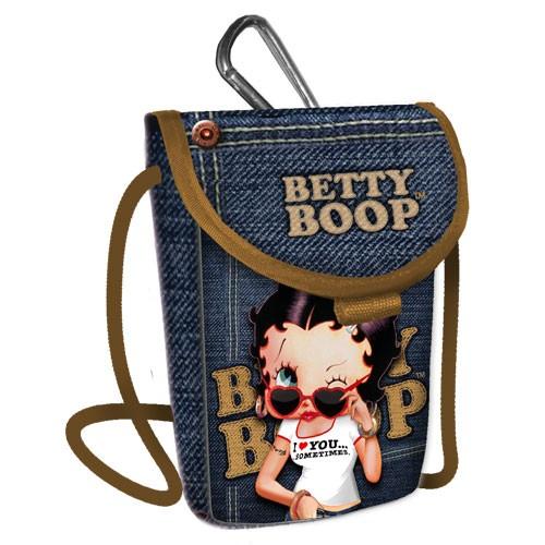 Betty Boop Jeans tasje