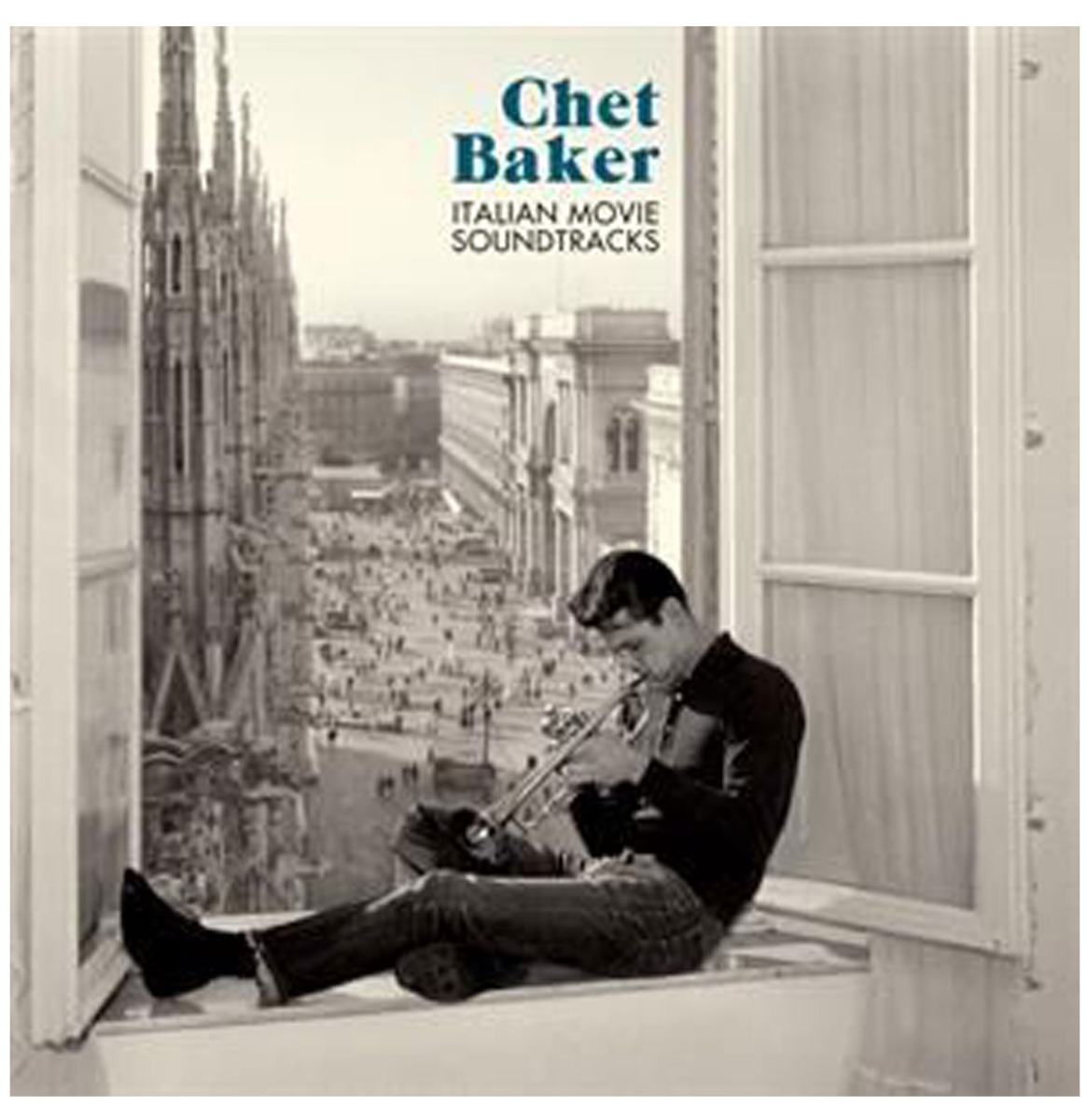 Chet Baker - Italian Movie Soundtracks ( Gekleurd Vinyl ) LP