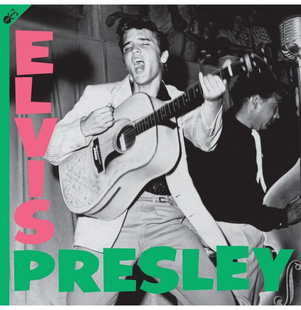 Elvis Presley - Elvis Presley (Debuut Album) LP + CD
