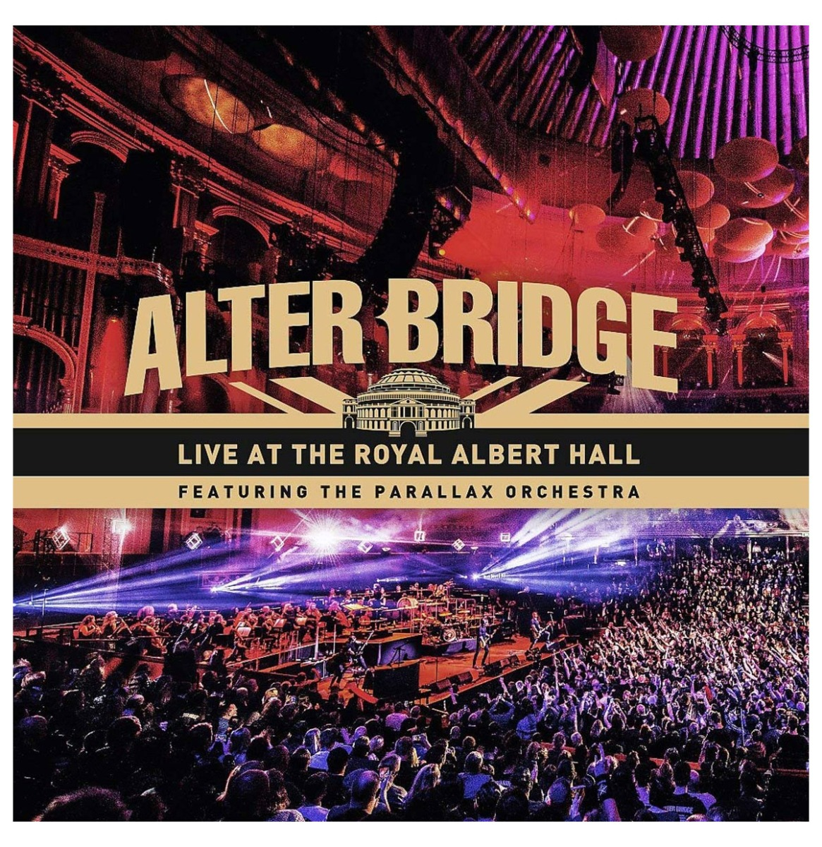 Alter Bridge Featuring The Parallax Orchestra - Live At The Royal Albert Hall 3-LP