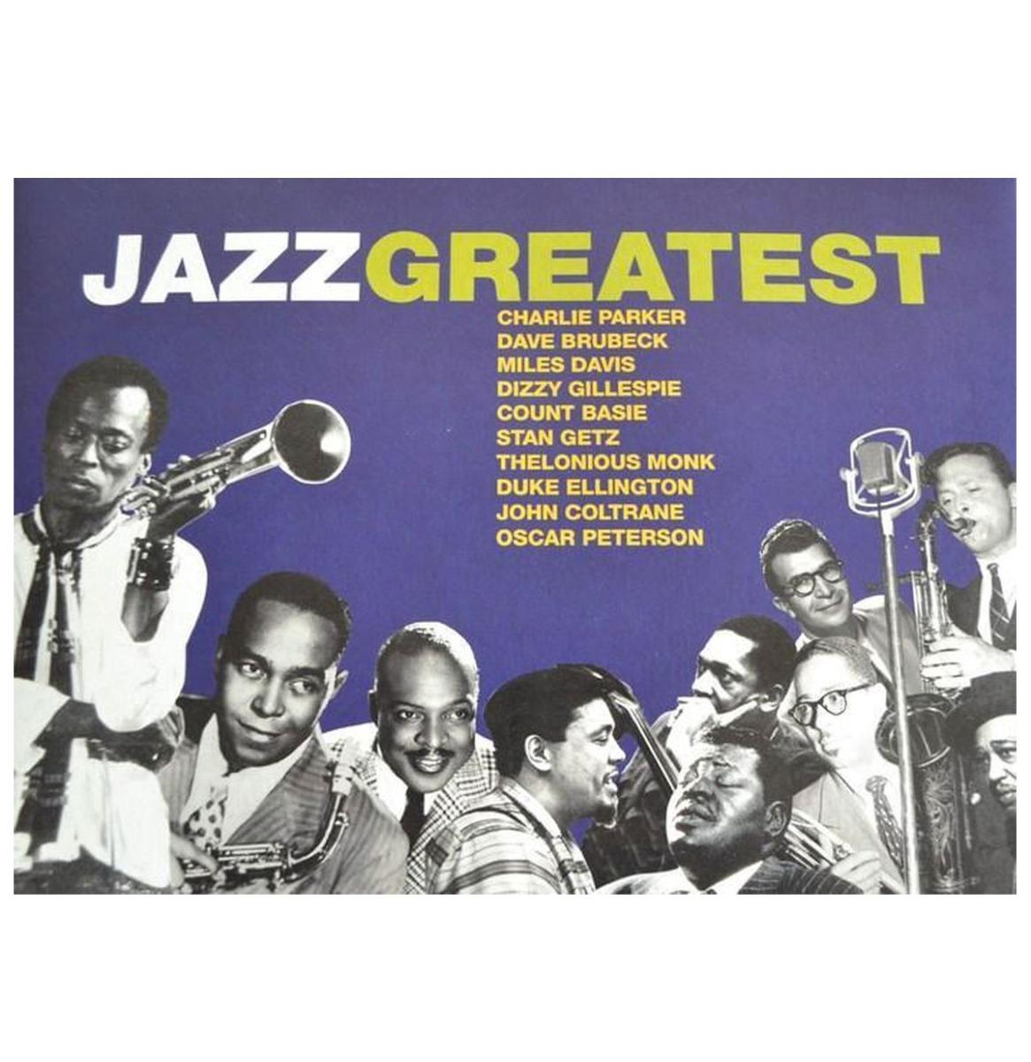 Jazz Greatest 10 CD Box