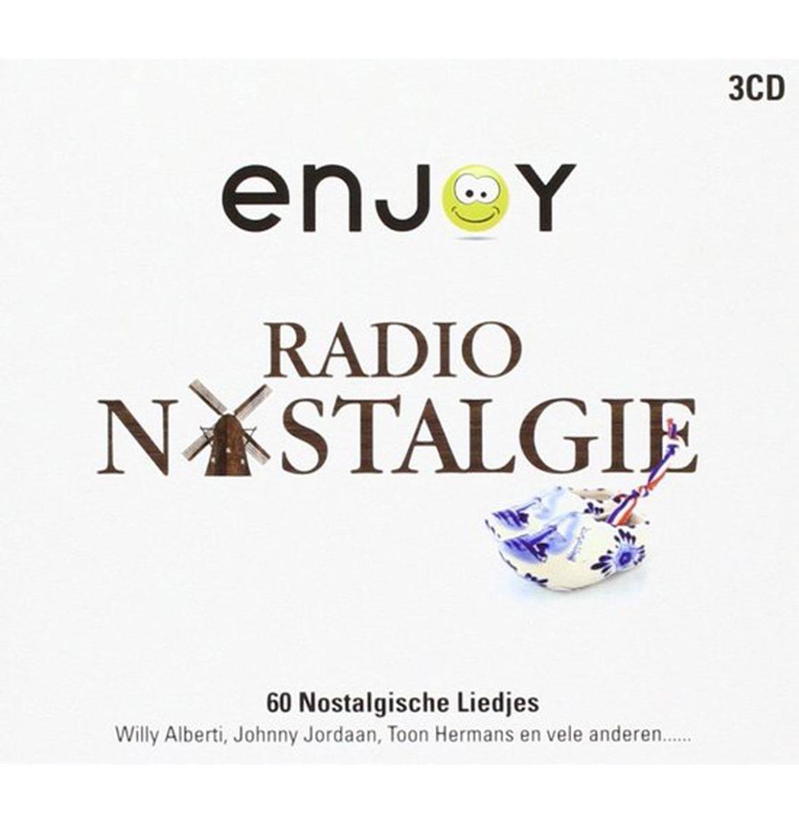 Enjoy Radio Nostalgie 3CD