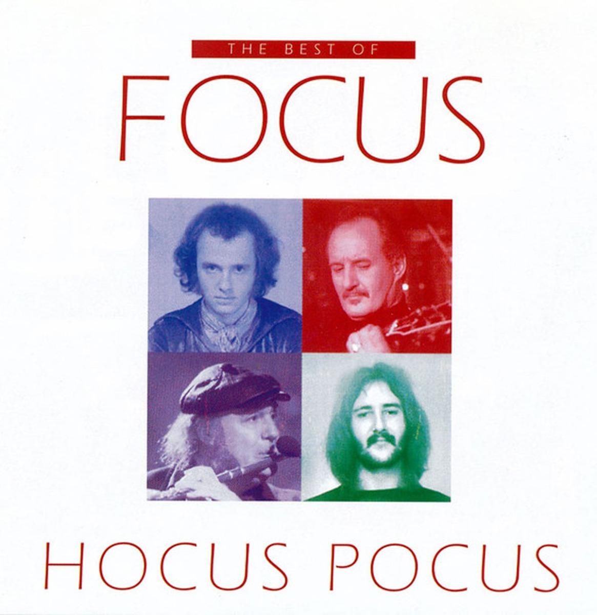 Focus - The Best Of Focus: Hocus Pocus 2-LP