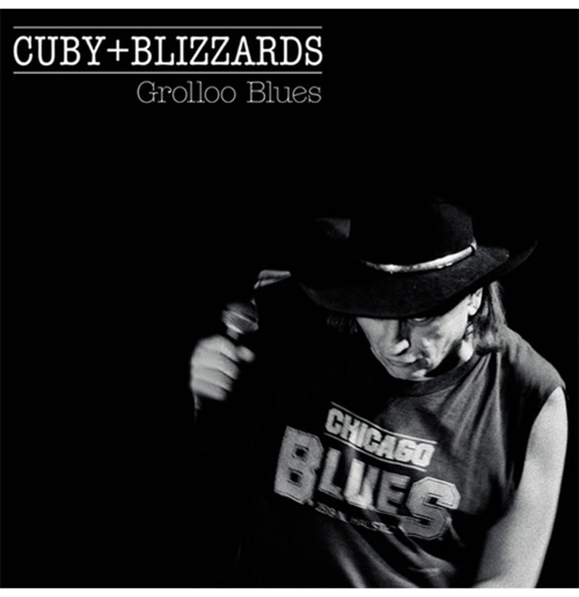 Cuby + Blizzards - Grolloo Blues 2LP
