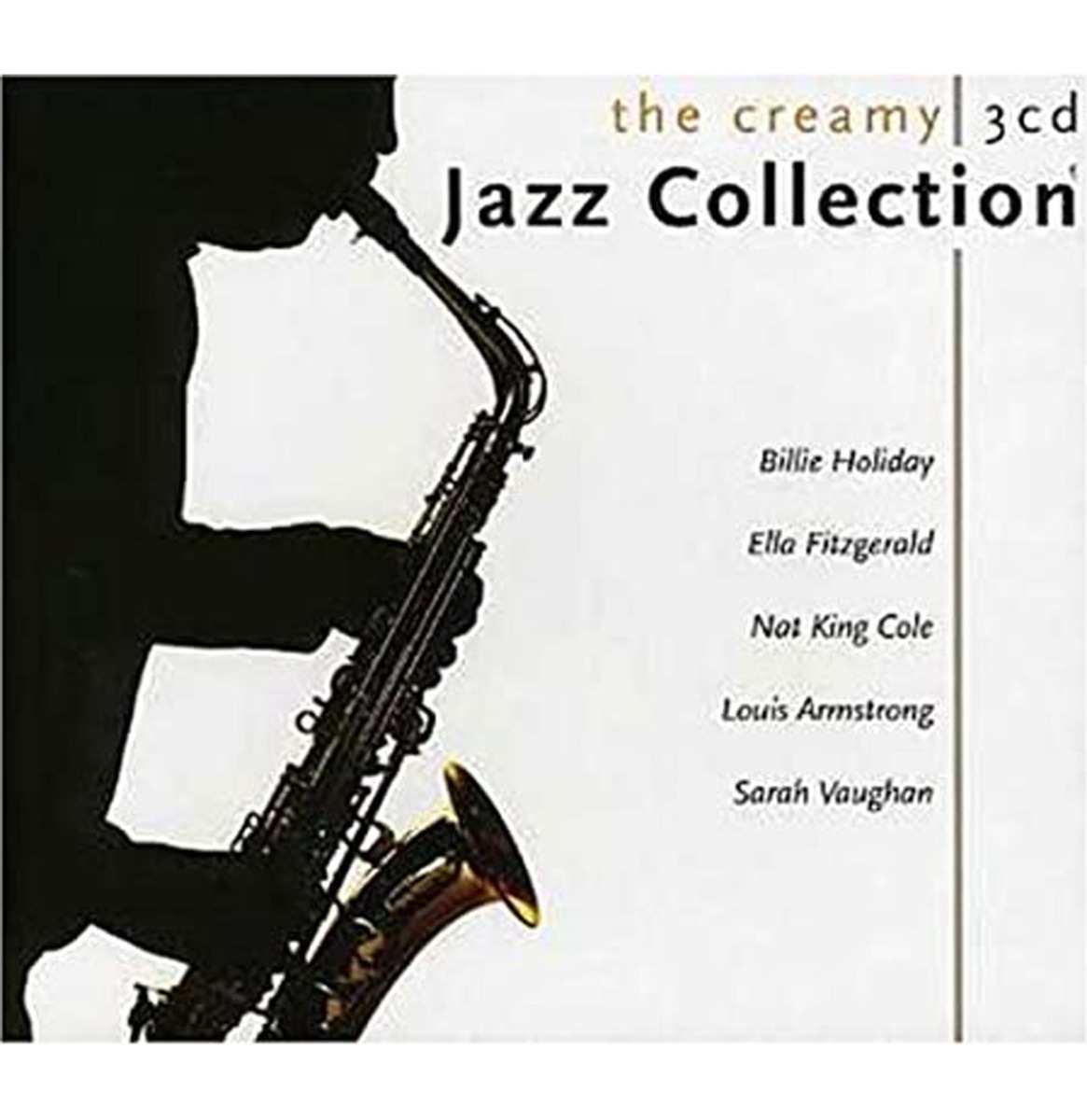 The Creamy Jazz Collectie 3 CD