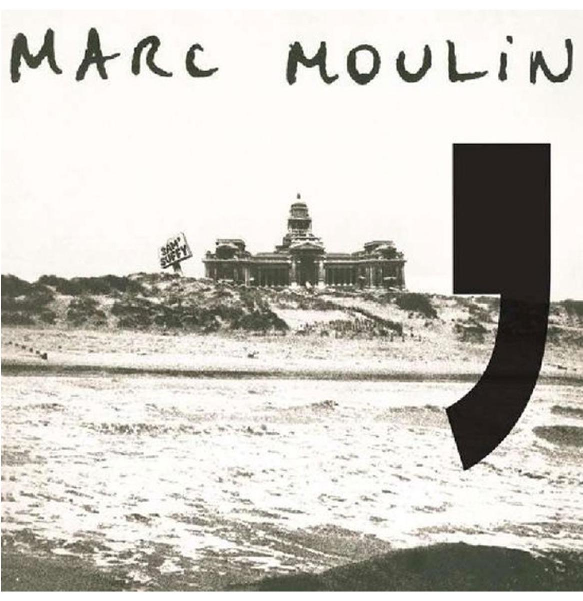 Marc Moulin - Sam Suffy 2 LP (Gekleurd Vinyl)