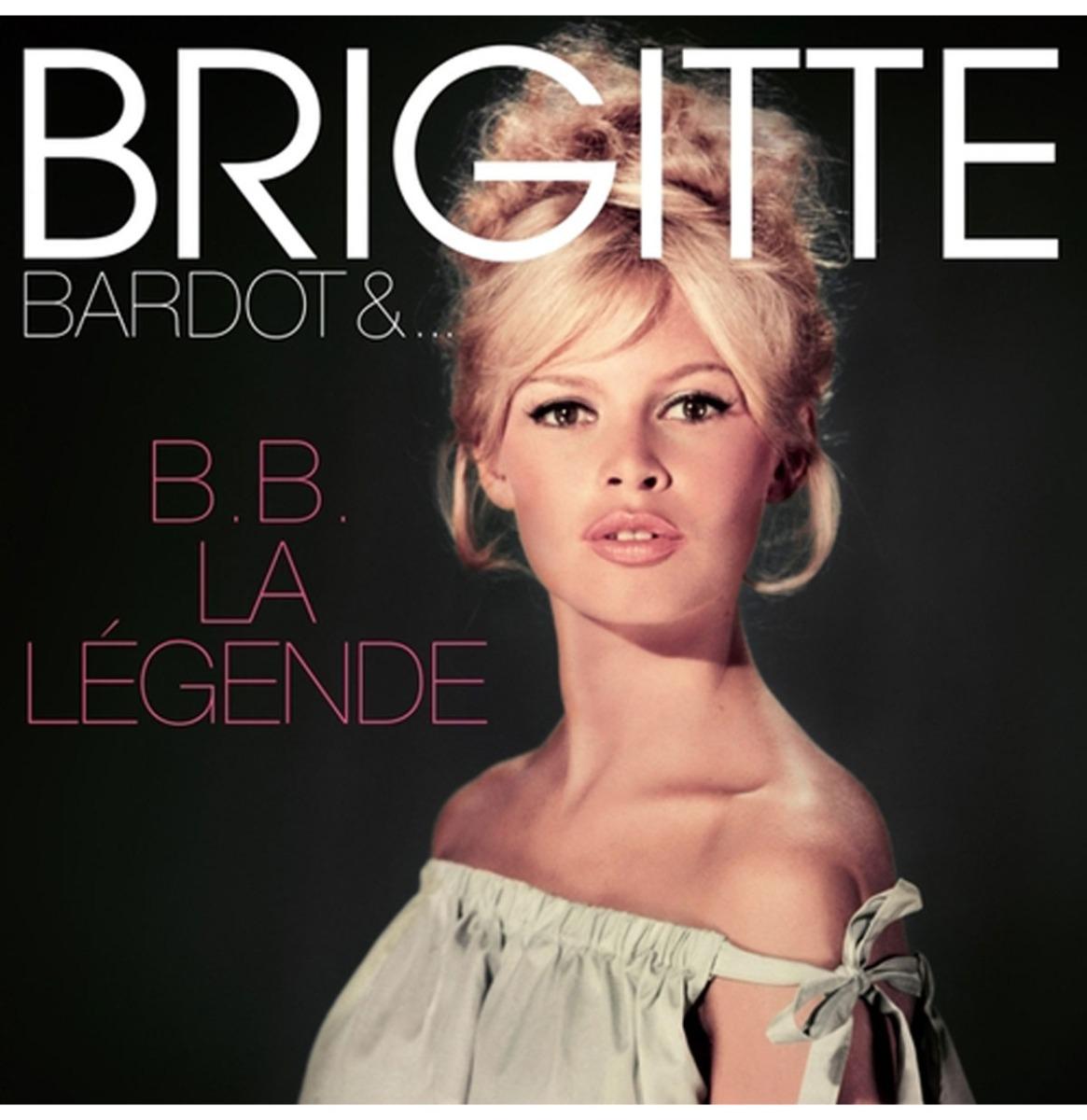 Brigitte Bardot - B.B. La Légende LP