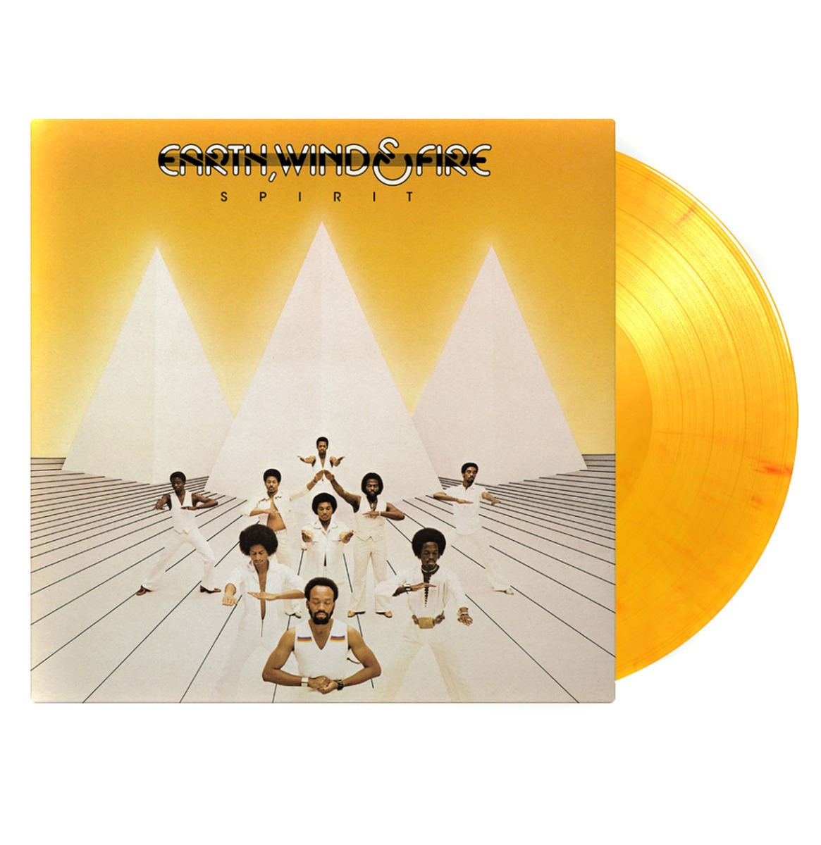 Earth, Wind & Fire - Spirit LP - Limited Edition
