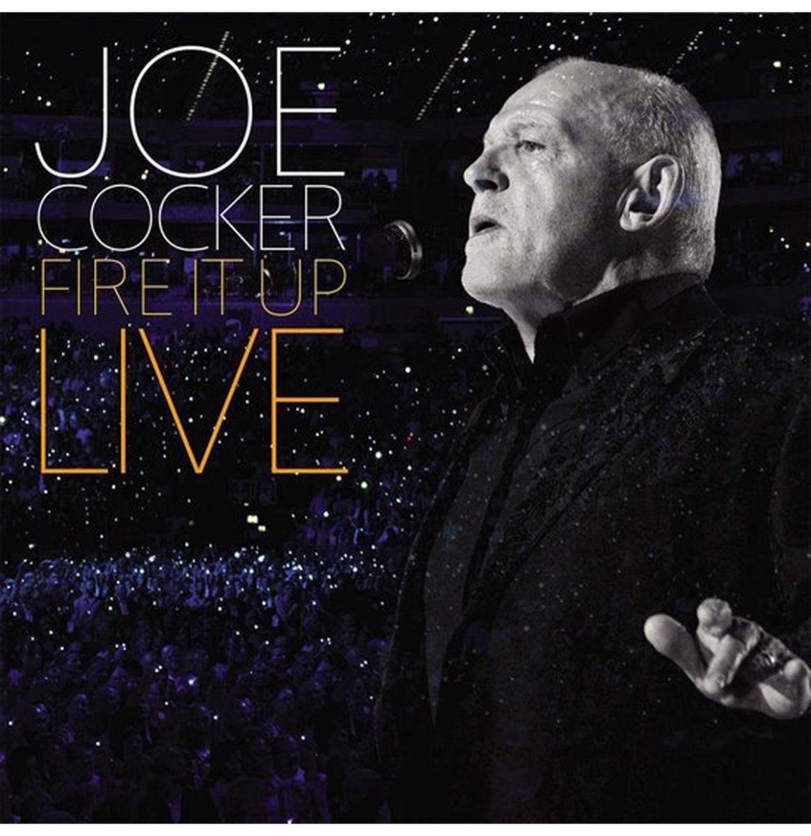 Joe Cocker - Fire It Up Live 3LP