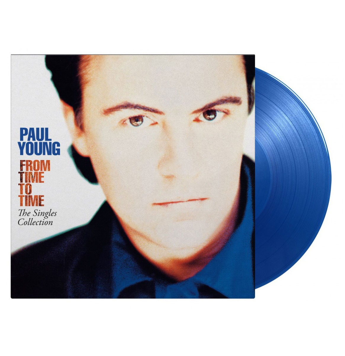 Paul Young - From Time To Time The Singles Collection 2 LP (Gekleurd Vinyl)