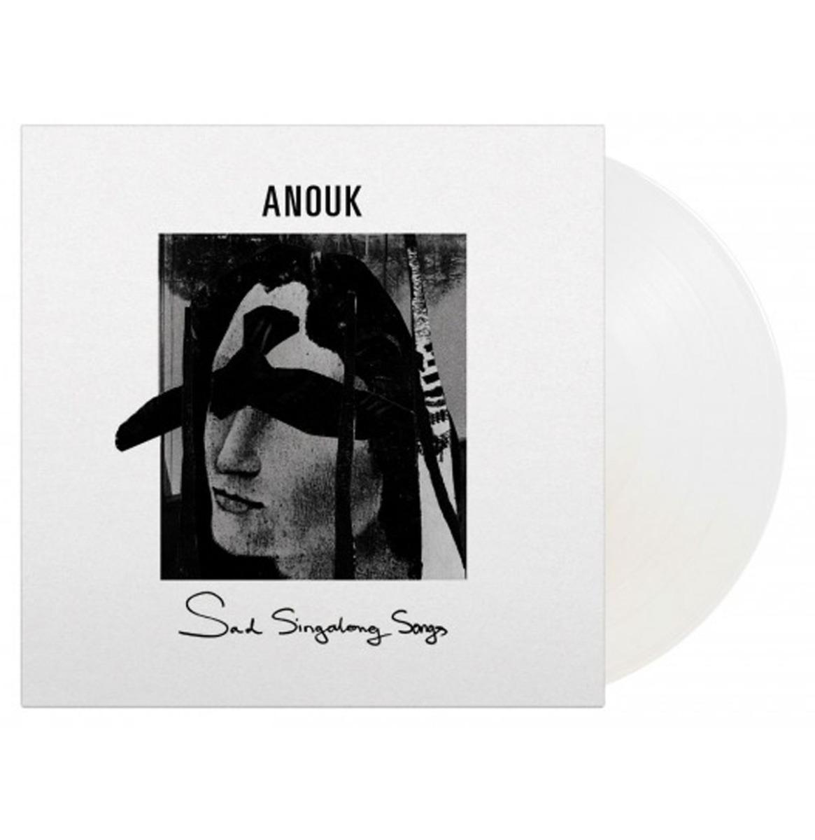 Anouk - Sad Singalong Songs (Clear Vinyl) LP