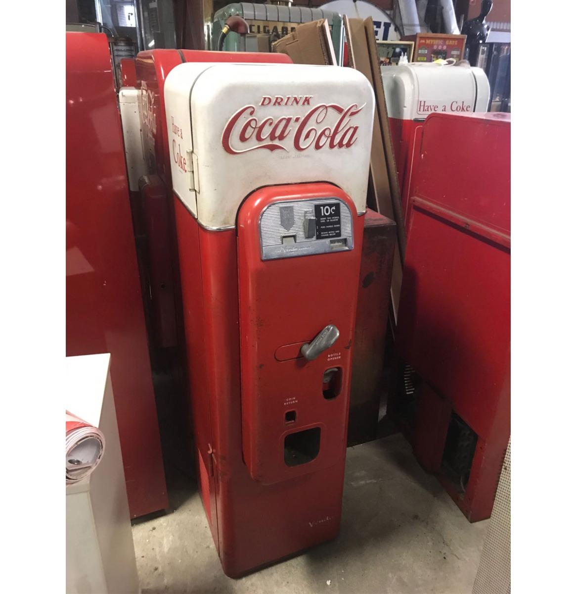 Coca-Cola Vendo 44 Automaat - Origineel