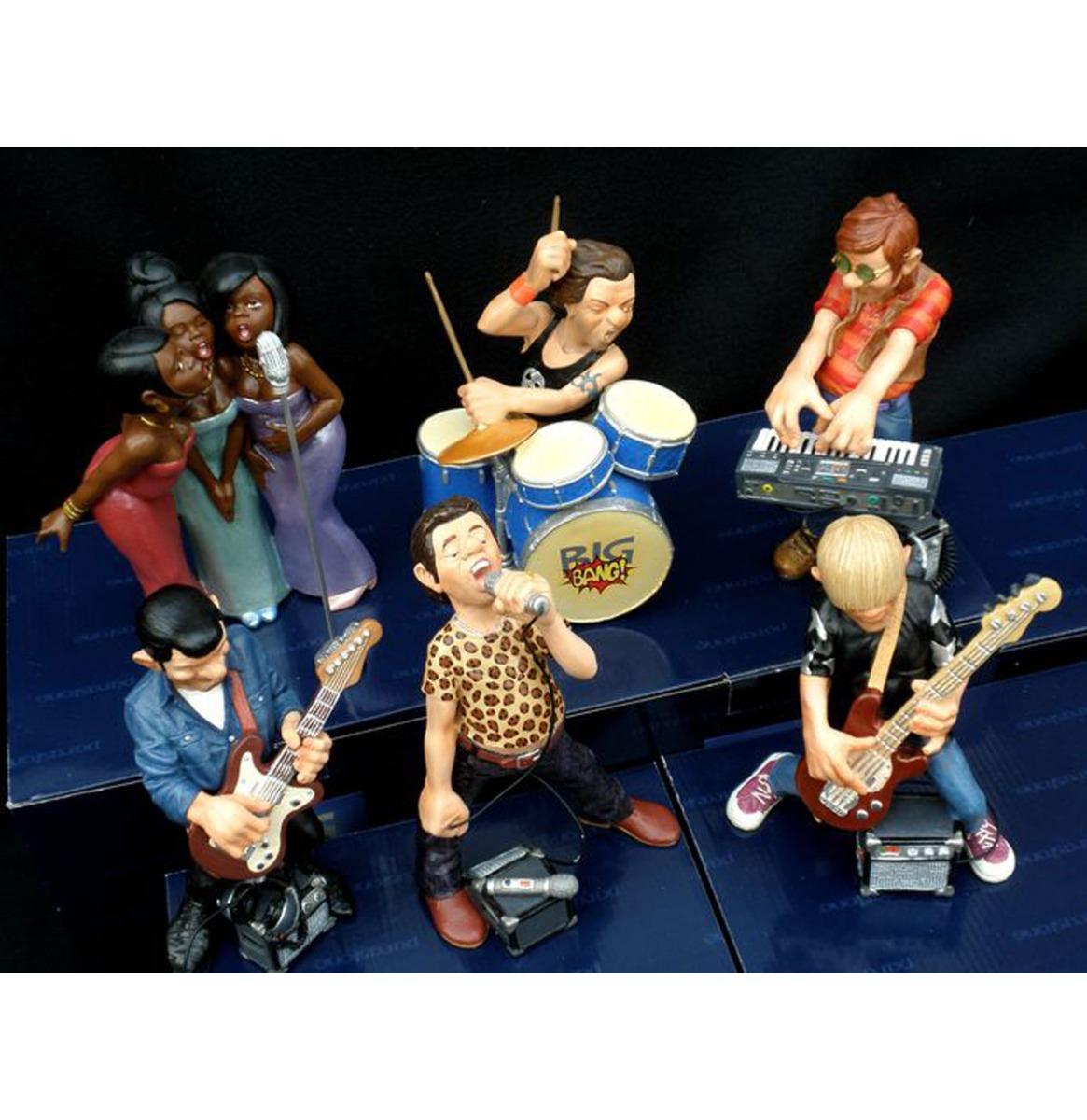 Complete Big Bang Band Van Parastone Studios In 's Hertogenbosch