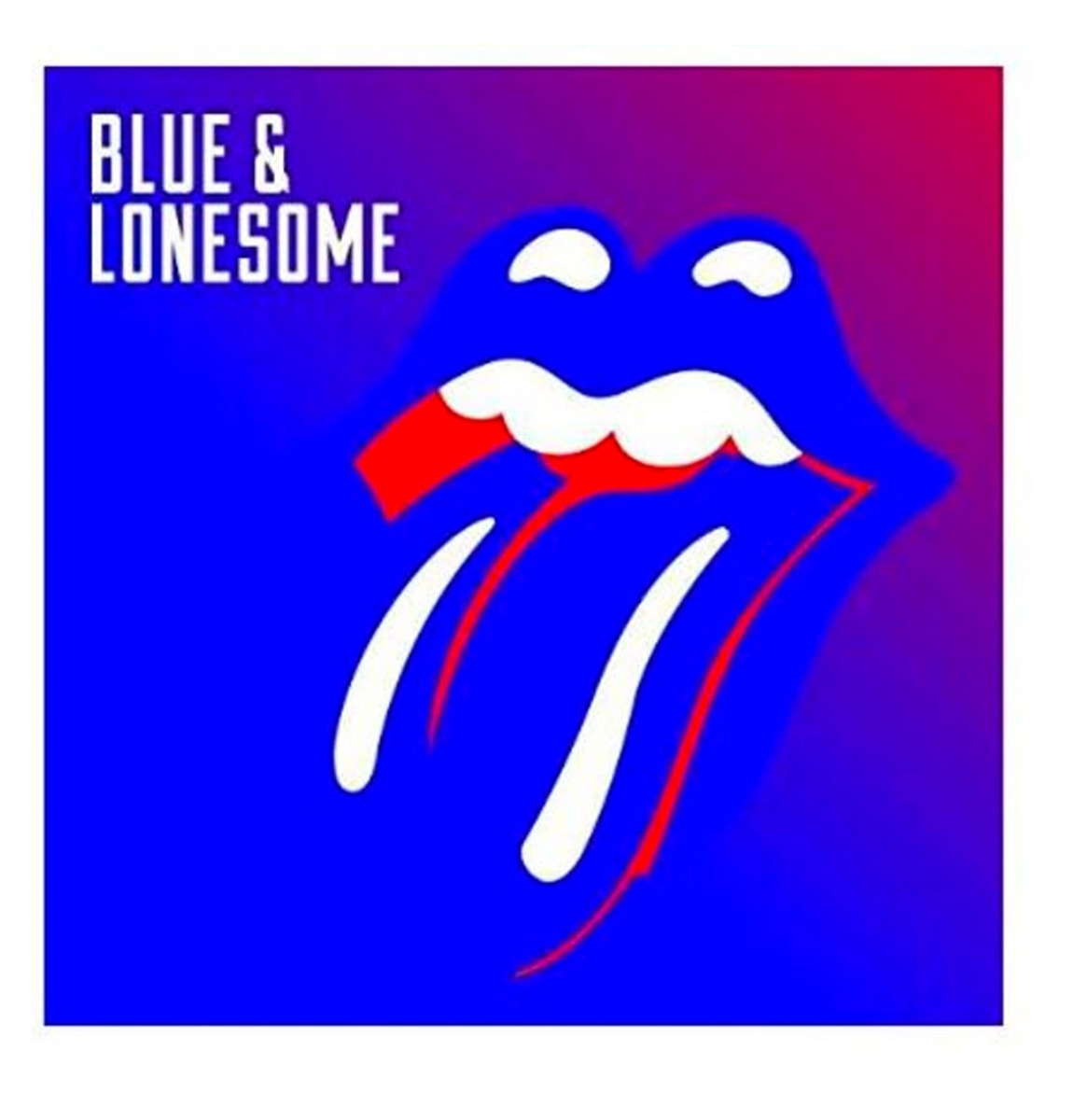The Rolling Stones - Blue & Lonesome CD