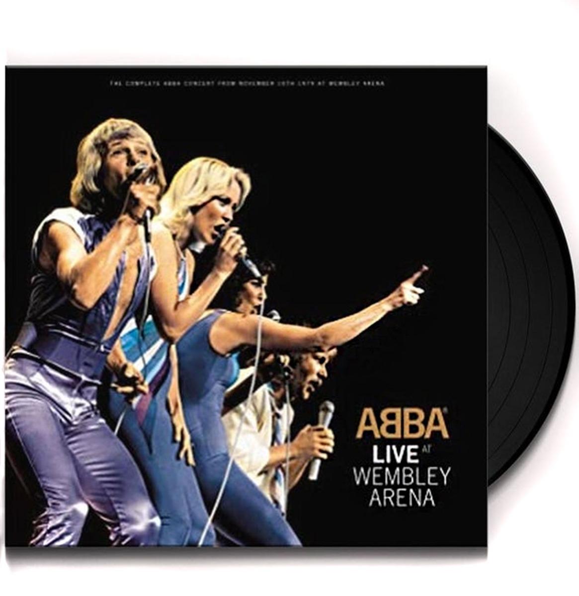 ABBA - Live At Wembley 3LP