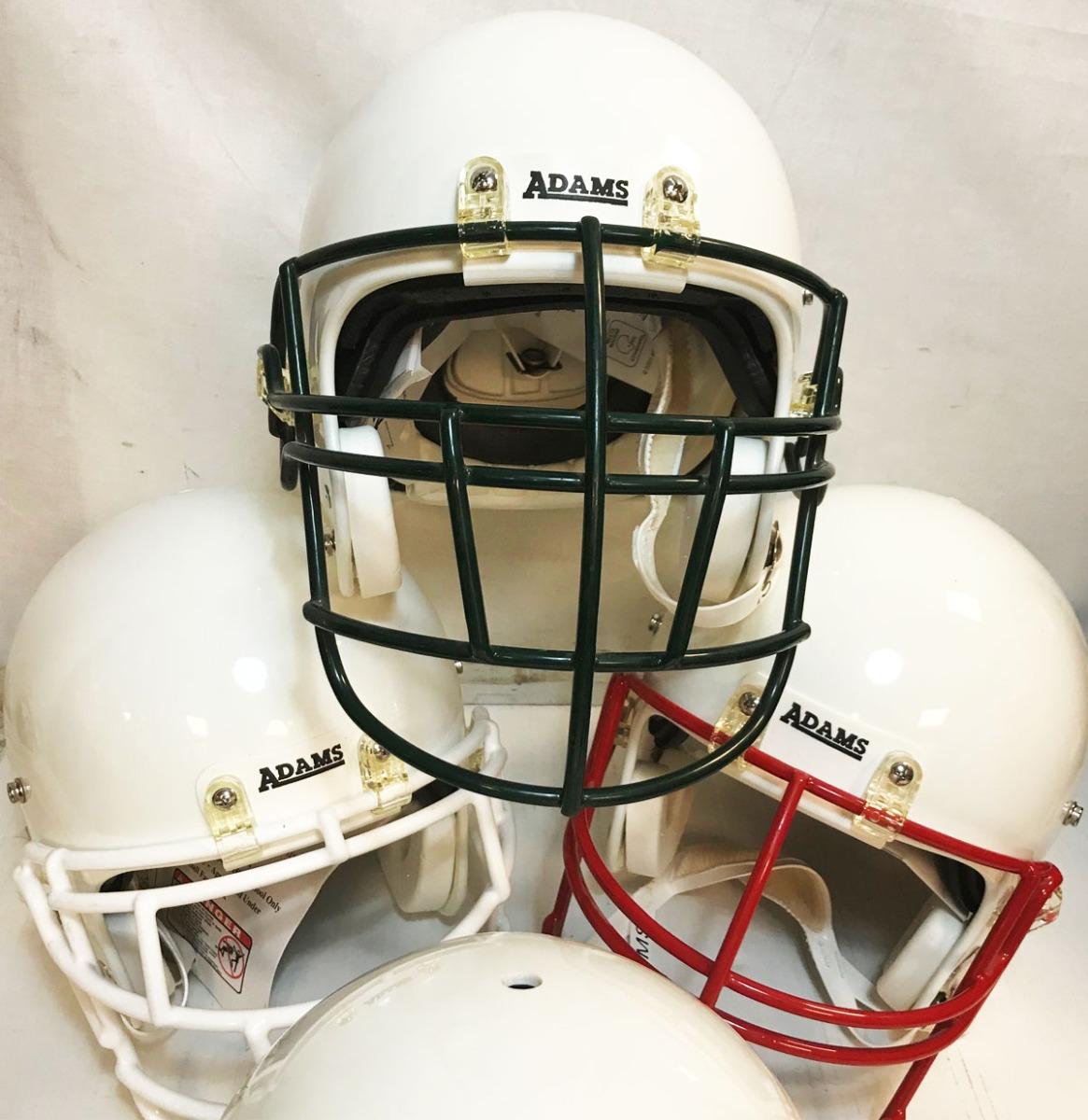 Adams USA American Football Helm New Old Stock