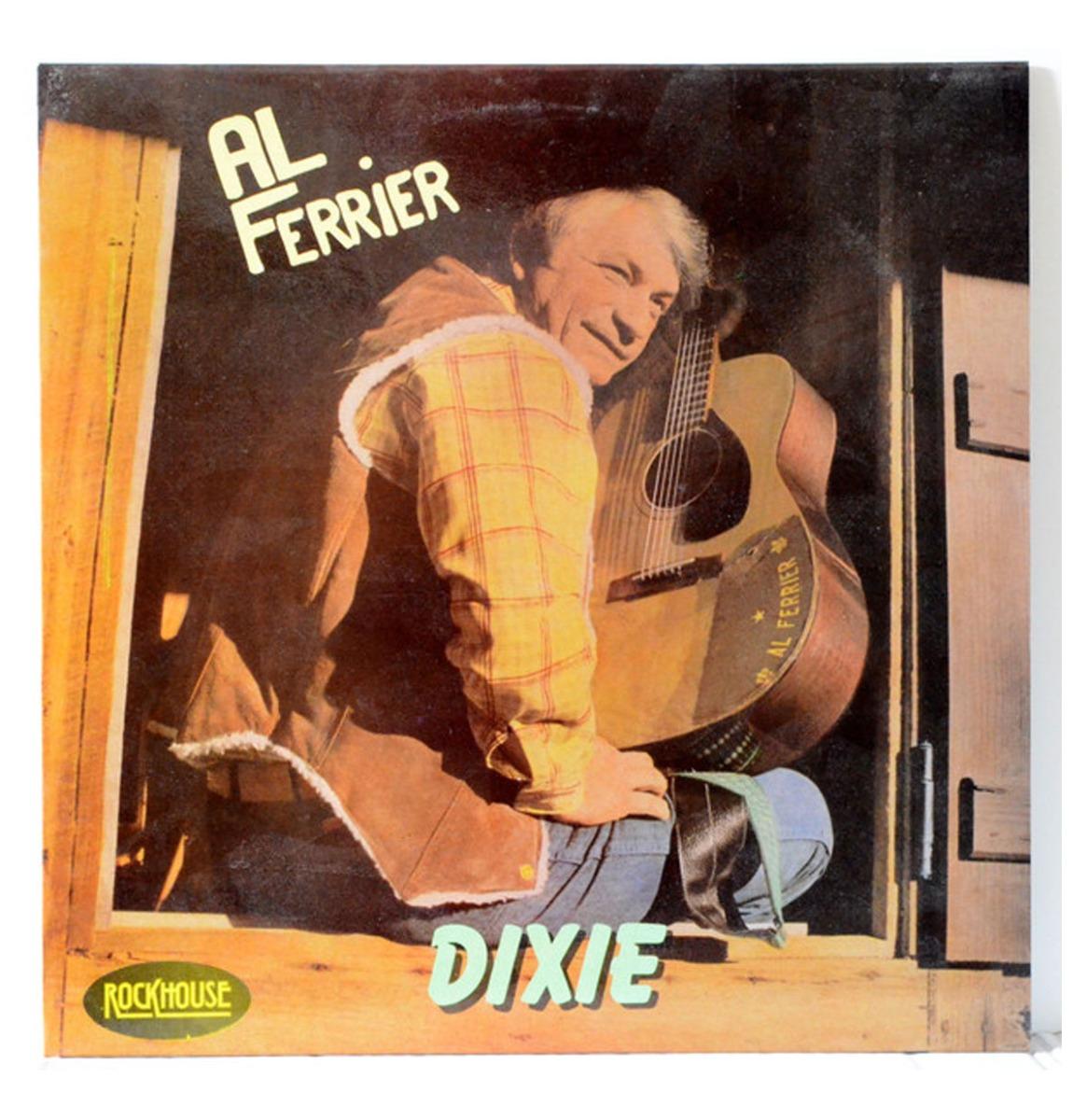 Al Ferrier - Dixie LP