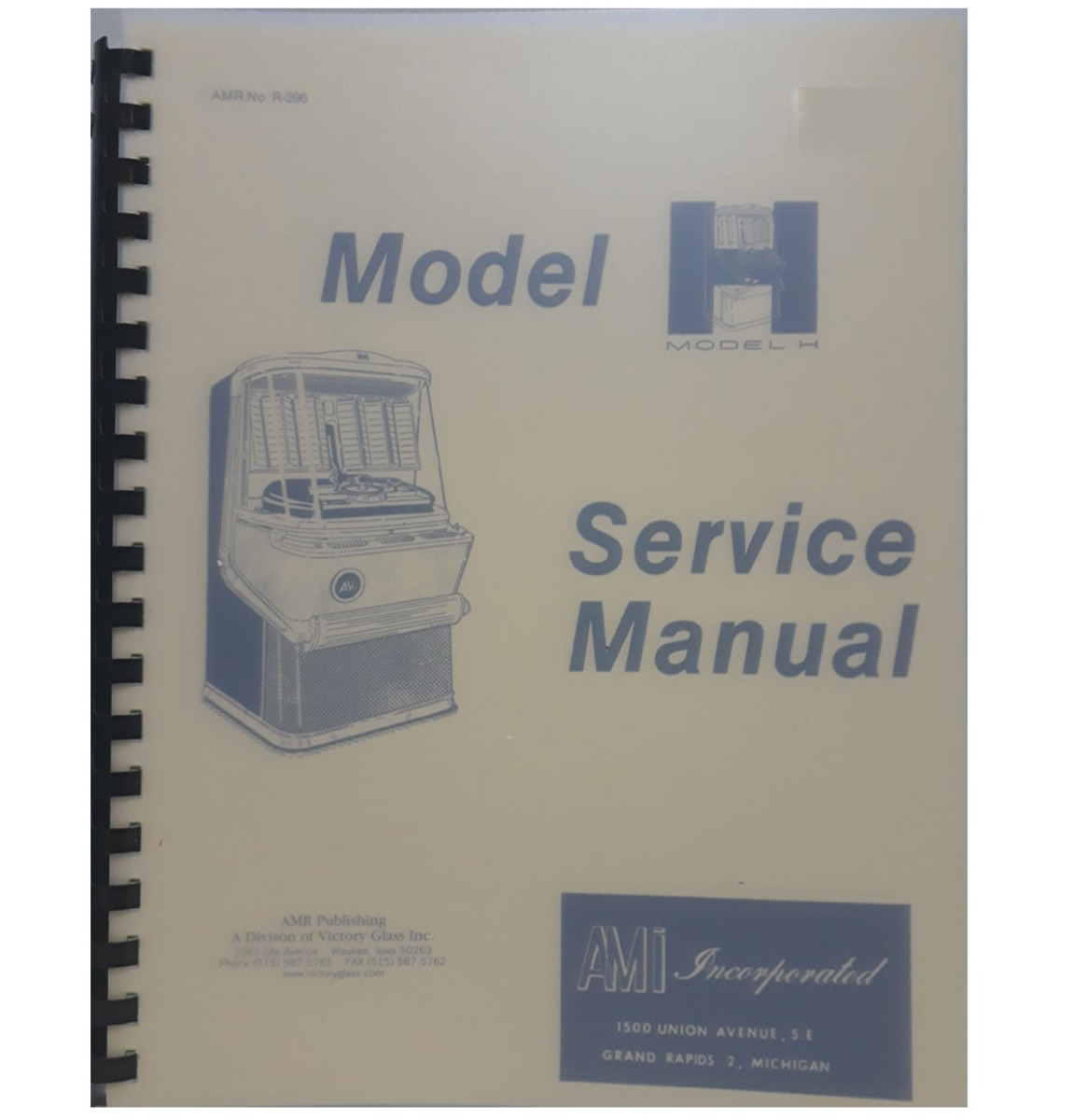 Ami H Service Manual