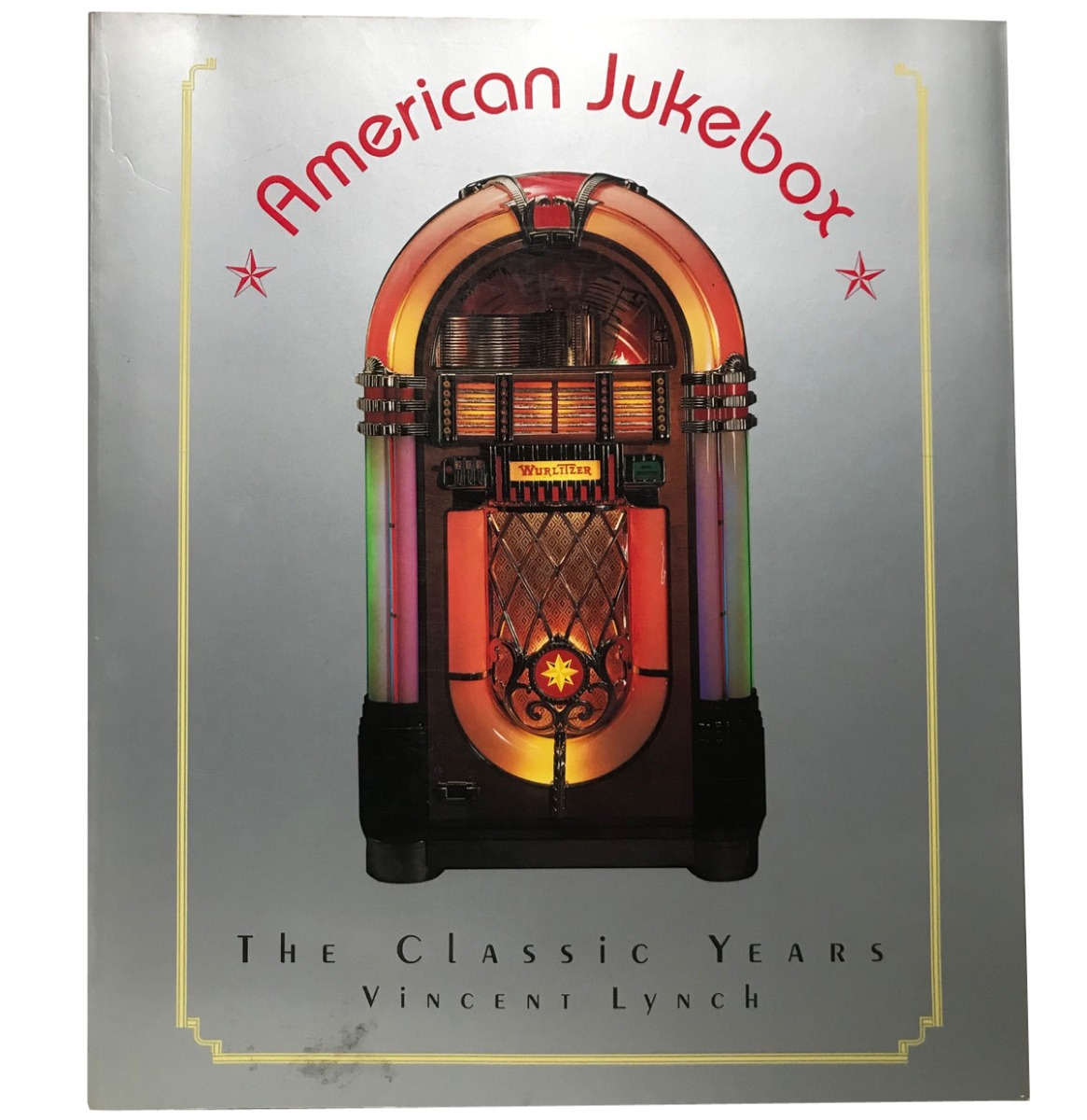 American Jukebox - The Classic Years Softcover Boek