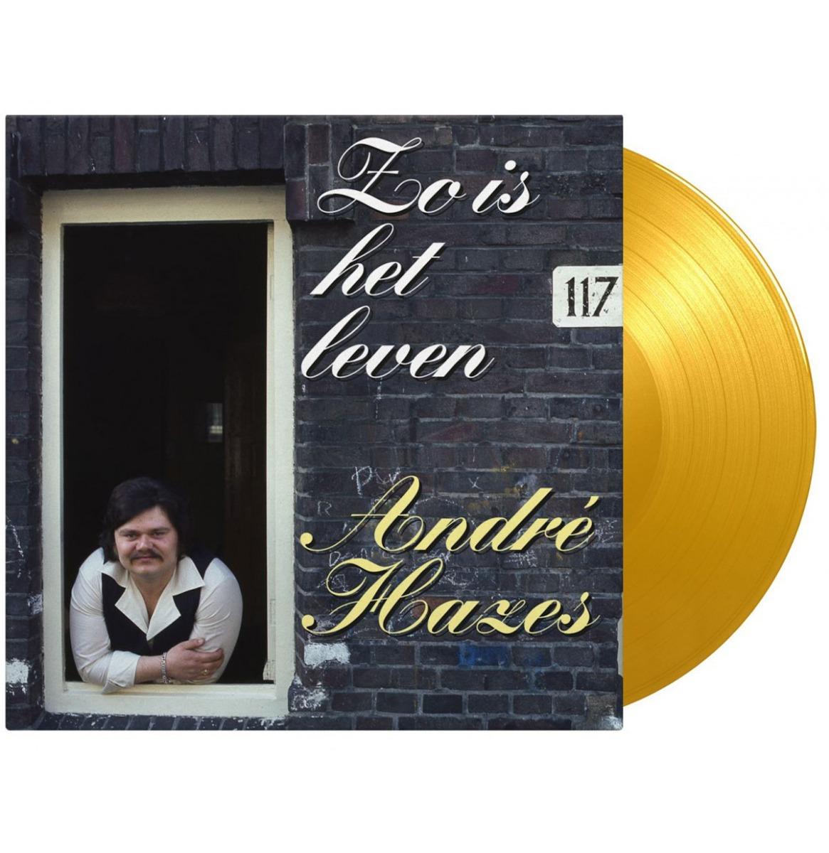 Andre Hazes - Zo Is Het Leven (Gekleurd Vinyl)