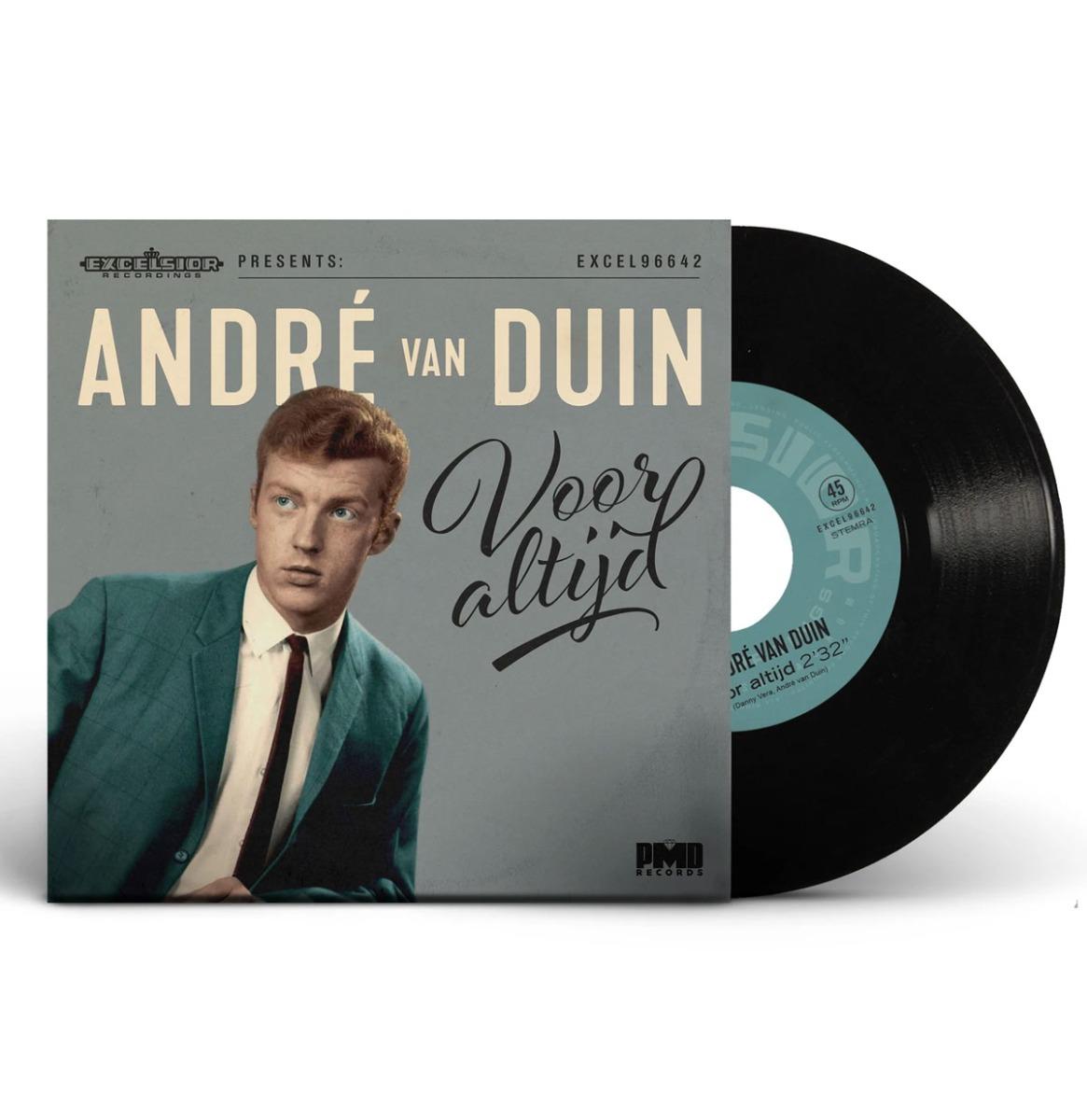 Single: Andre Van Duin - Voor Altijd LTD NU LEVERBAAR