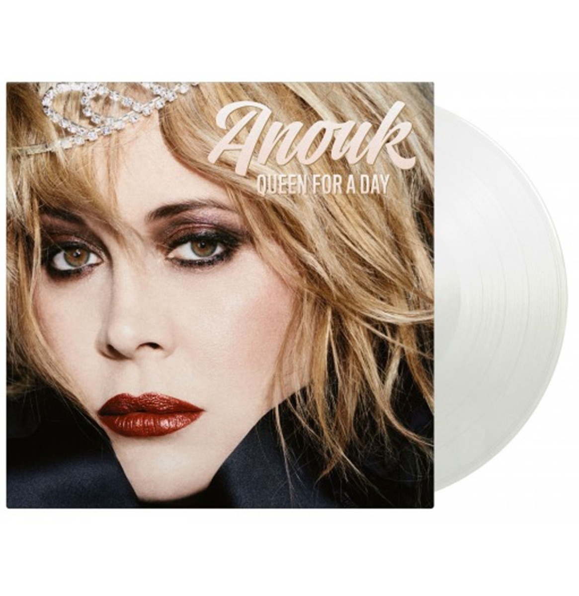 Anouk - Queen For A Day Colored LP