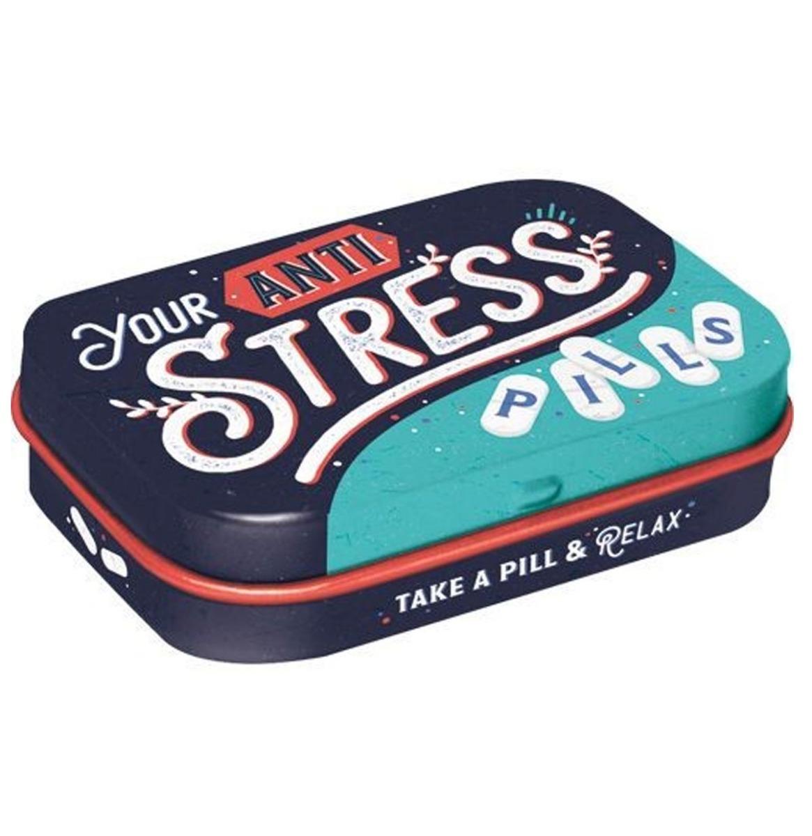 Your Anti Stress Pills Pepermunt Blik