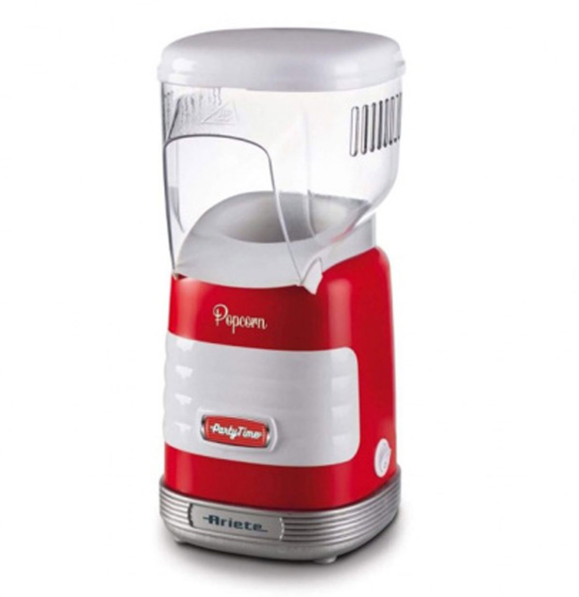 Ariete Popcorn Machine Party Time - Rood