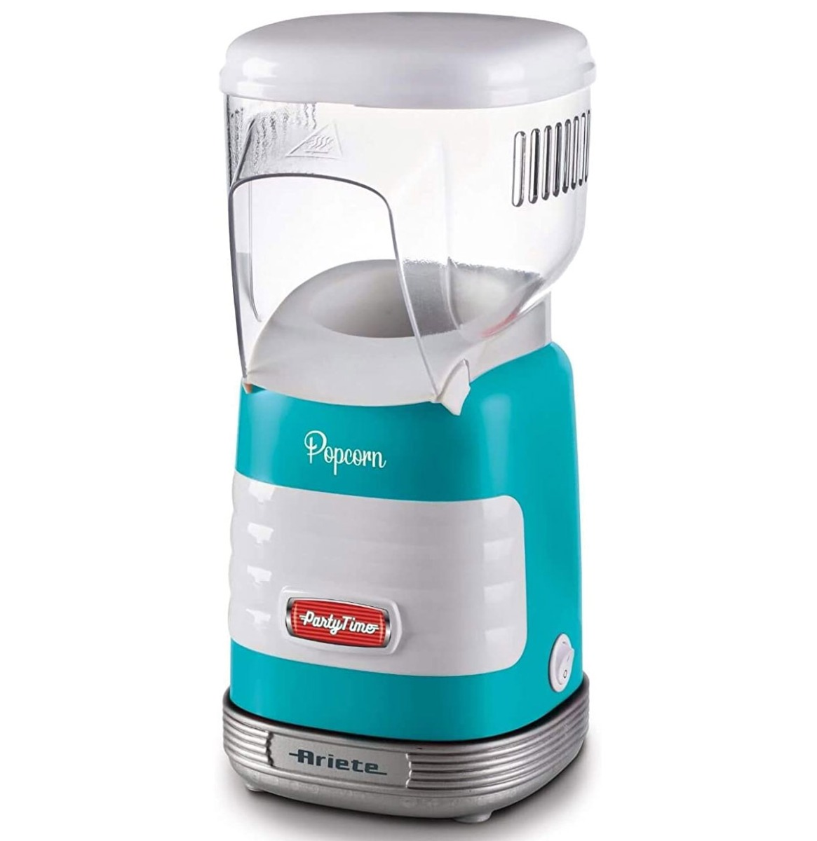 Ariete Popcorn Machine Party Time - Turquoise