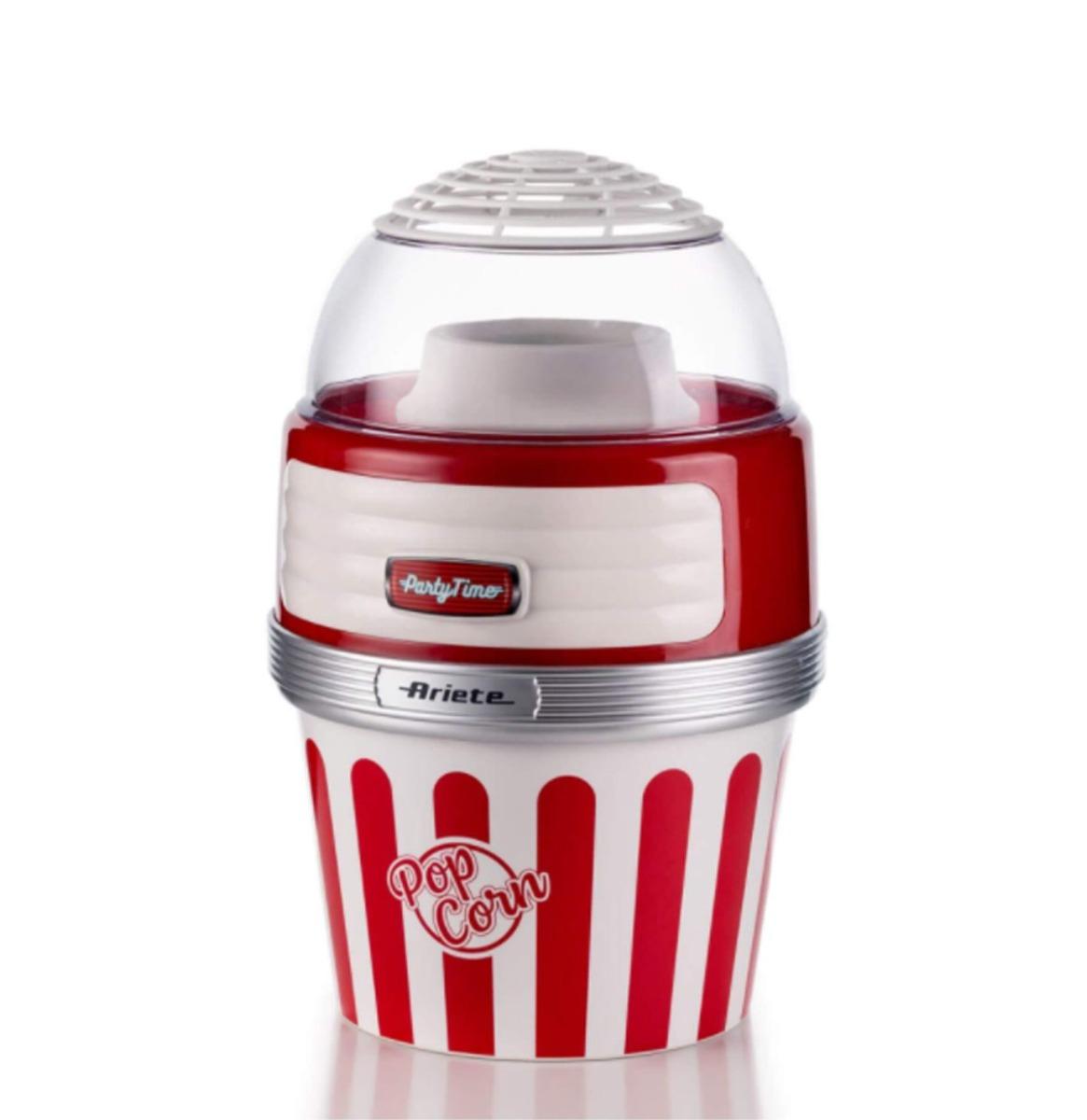 Ariete Partytime Retro Popcorn Popper - Rood