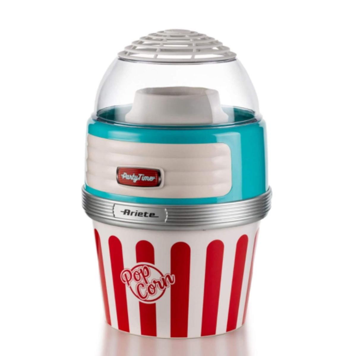 Ariete Partytime Retro Popcorn Popper - Blauw