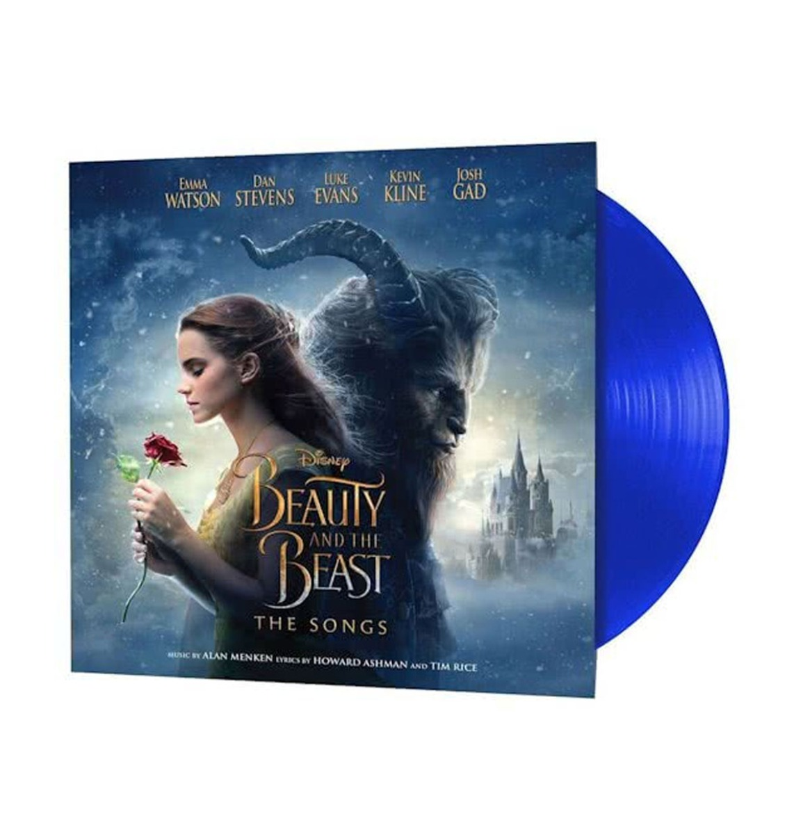 Beauty And The Beast The Songs LP