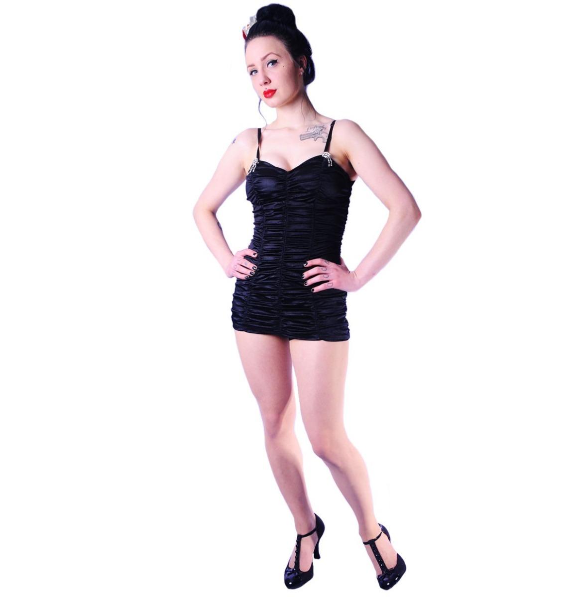 Badpak Marilyn Zwart