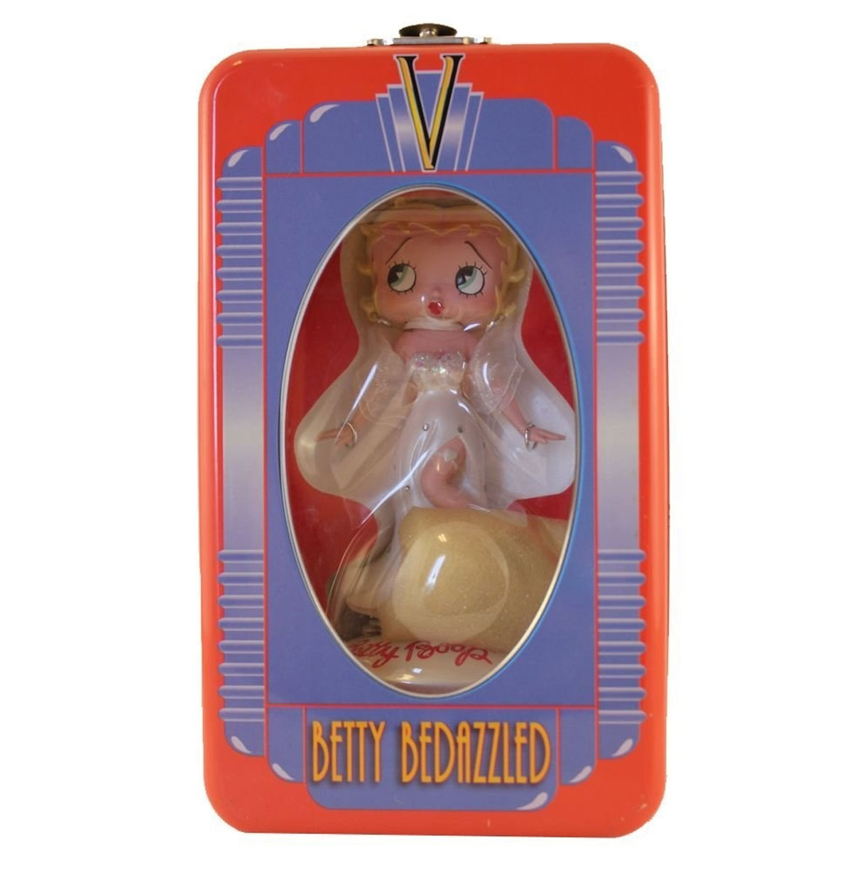 Betty Boop Bedazzled Bobble Head (2005)