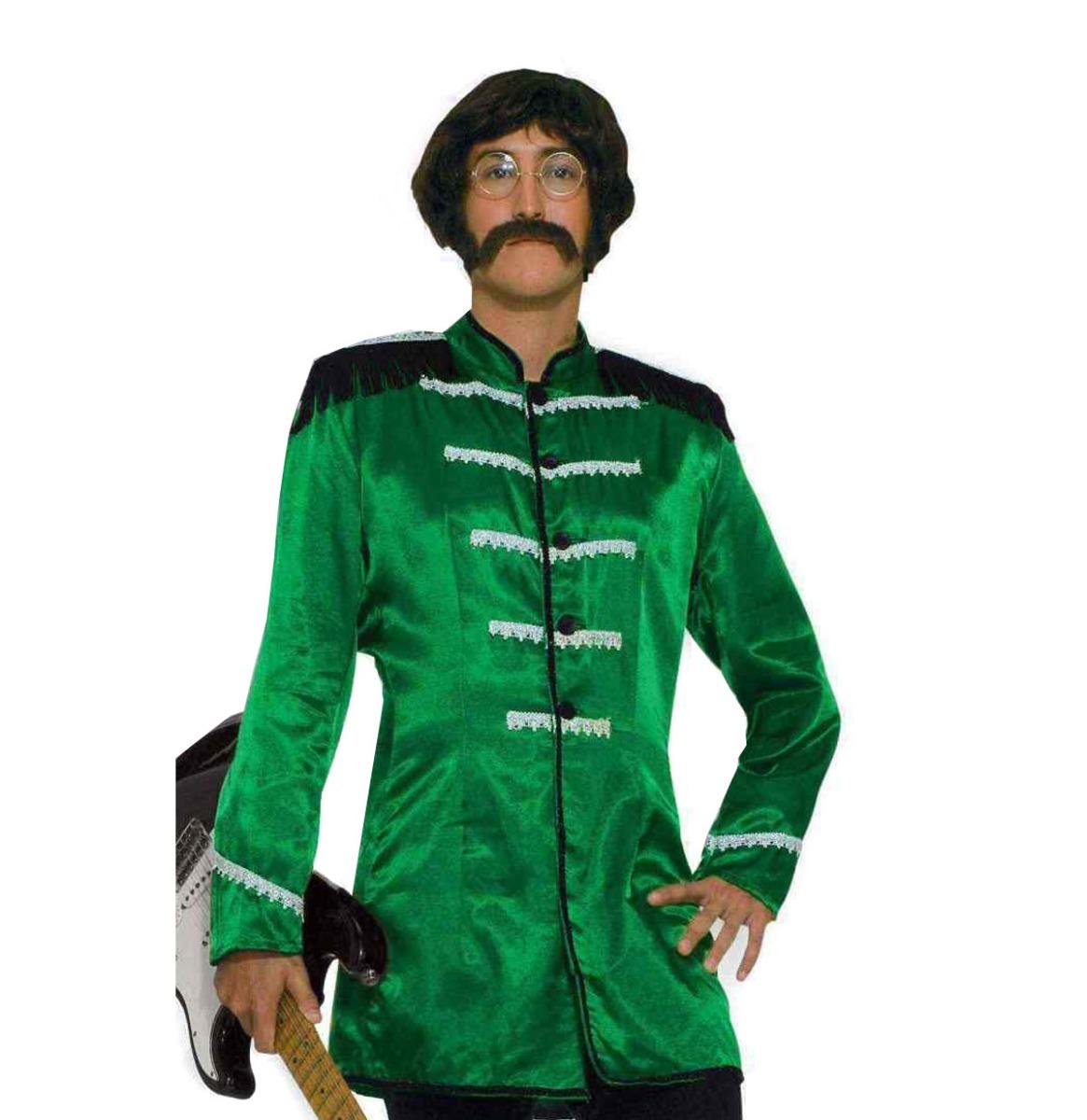Beatles Jas Sgt Pepper Groen