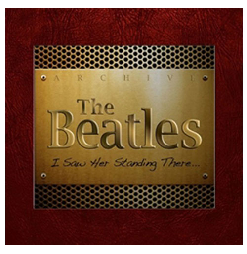 The Beatles - I Saw Here Standing There - 2LP