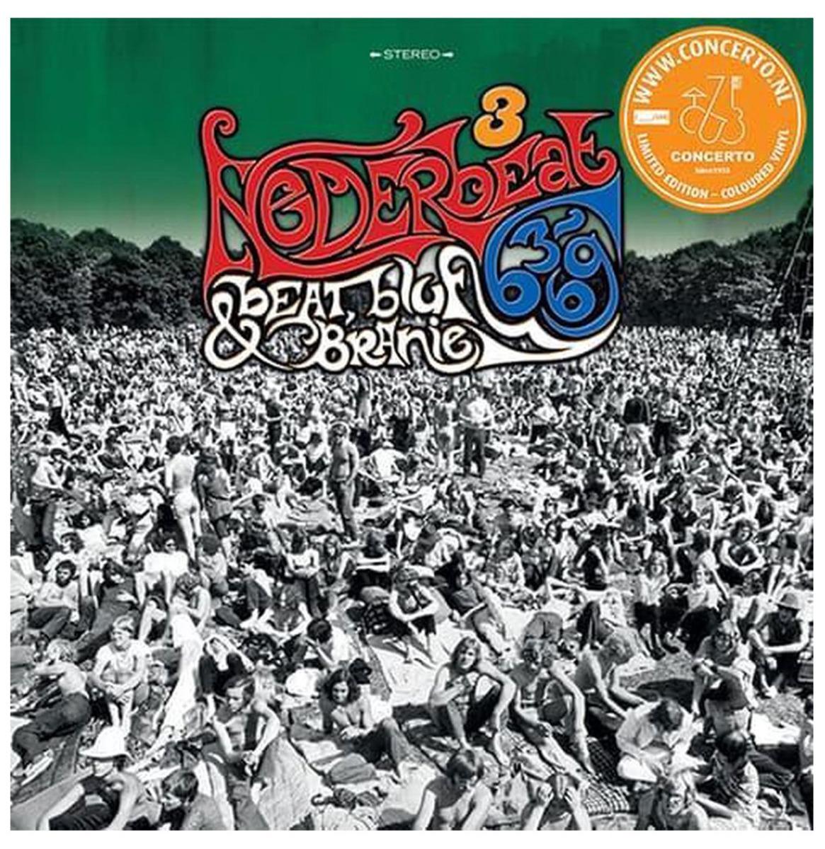 Various - Nederbeat Beat Bluf Branie 3 LP - LTD