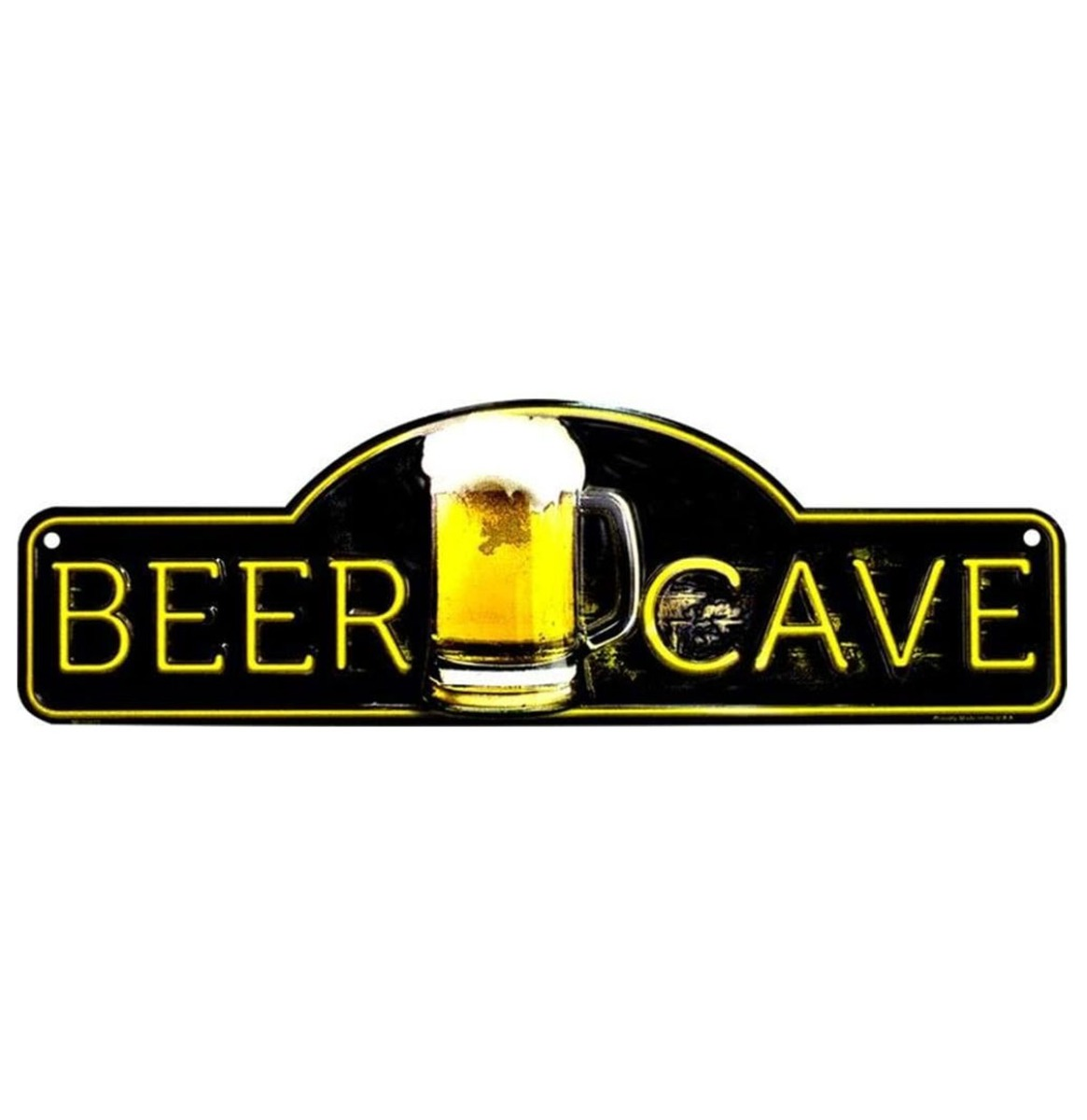 Beer Cave Bord 45,5 x 14,5 cm