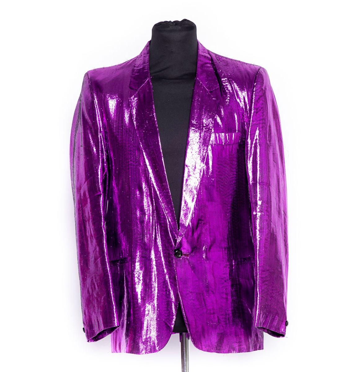 Jacket Paars Shine - S (Used)