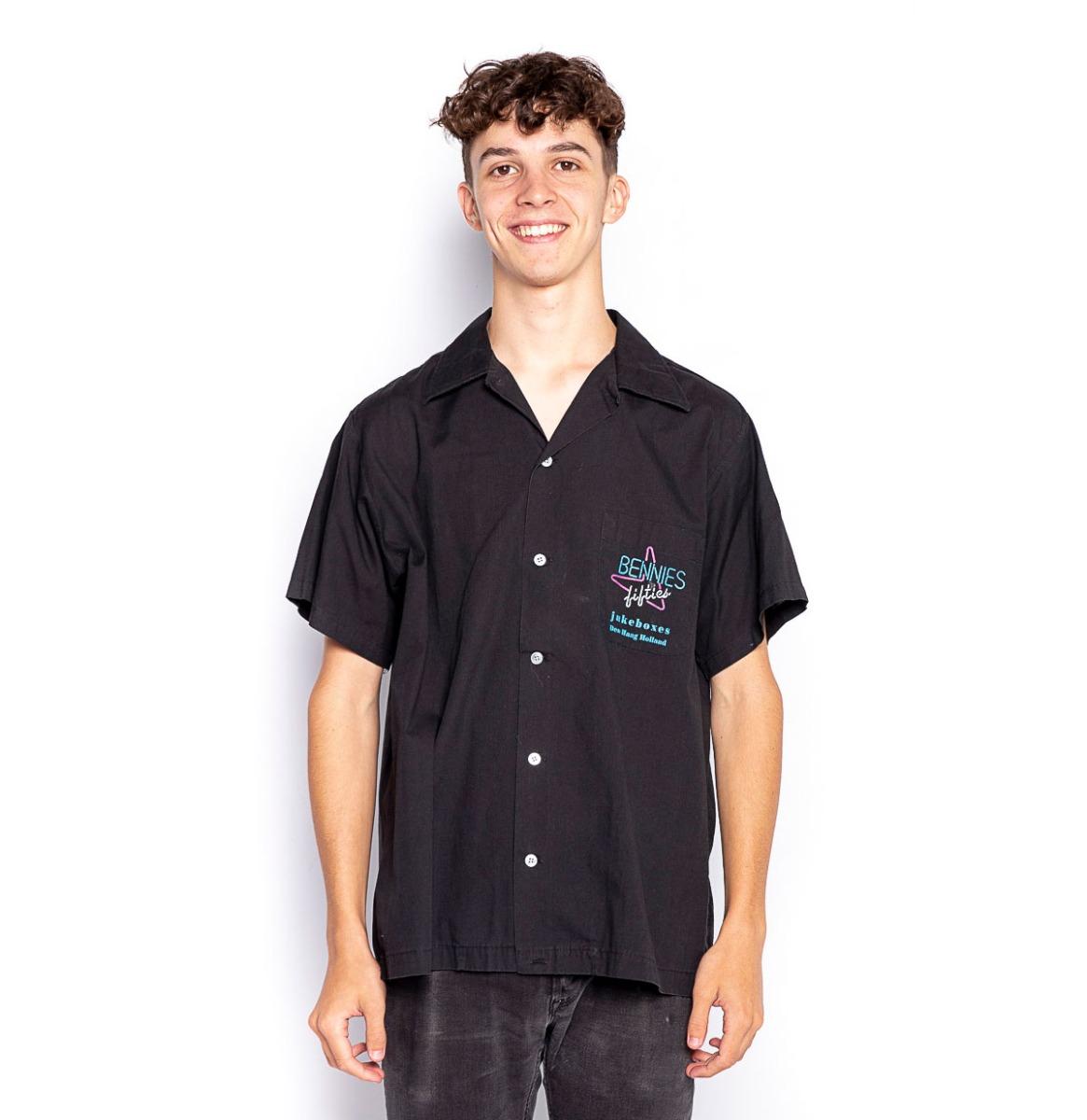 Bennies Fifties Werk Shirt (Gebruikt)