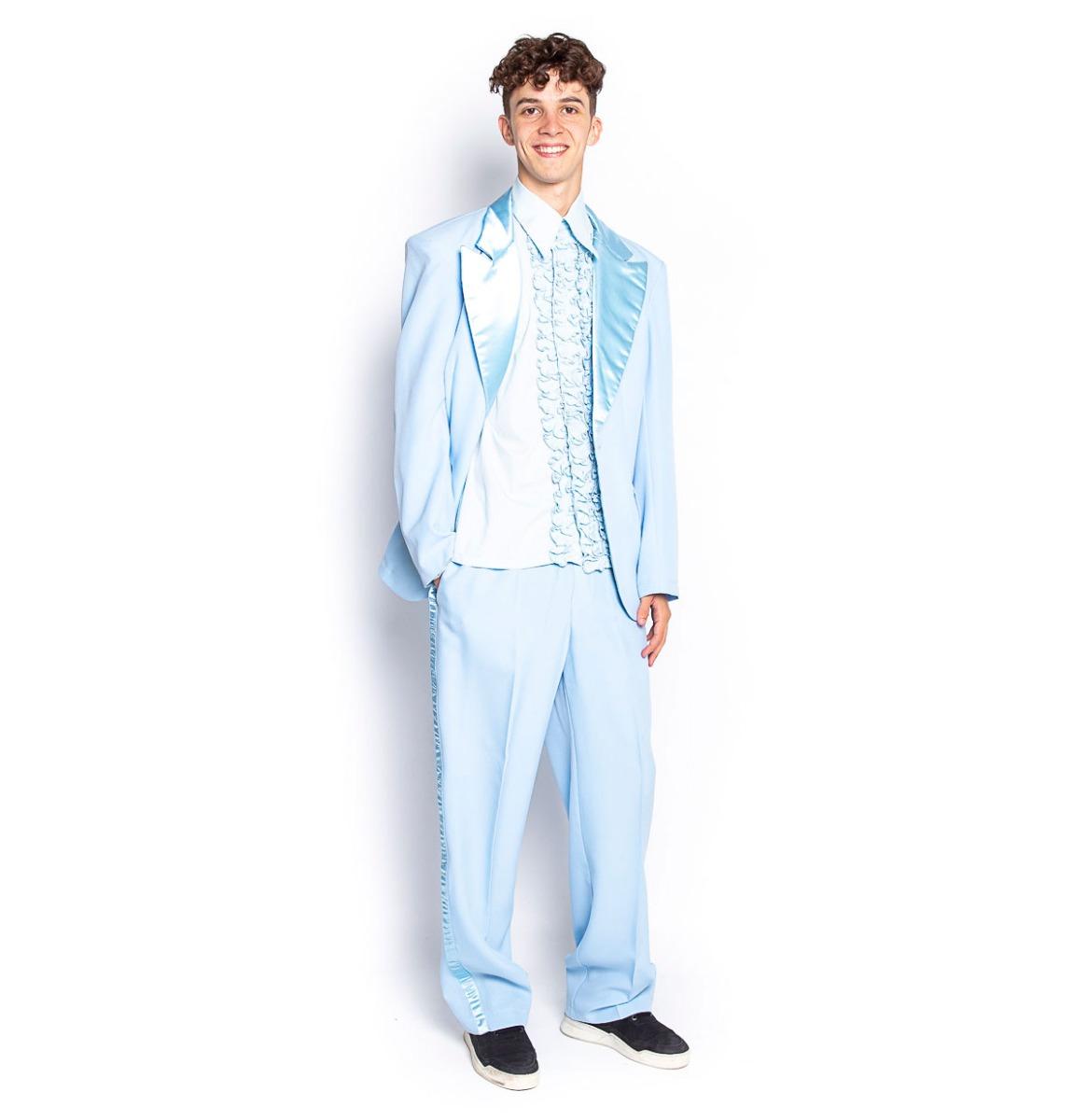 Licht Blauw Pak